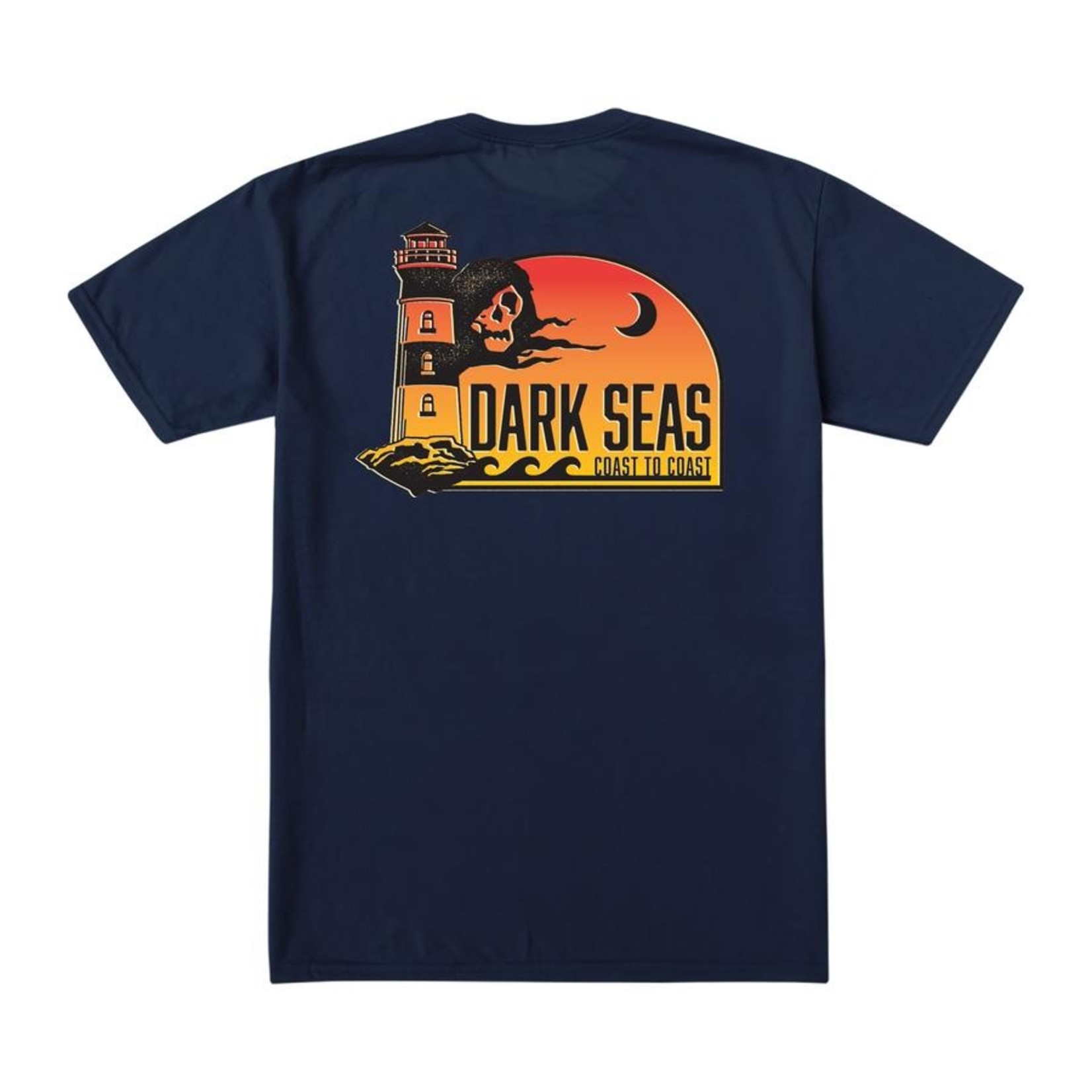 Dark Seas Dark Seas Fog Signal Tee