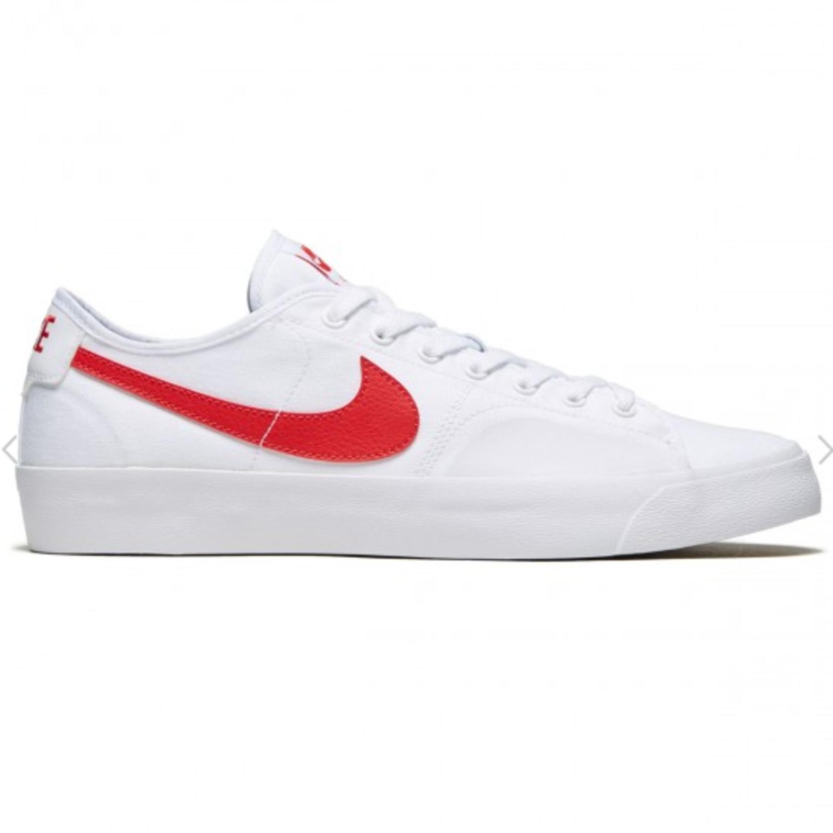 Nike Nike SB Blazer Court White / University Red