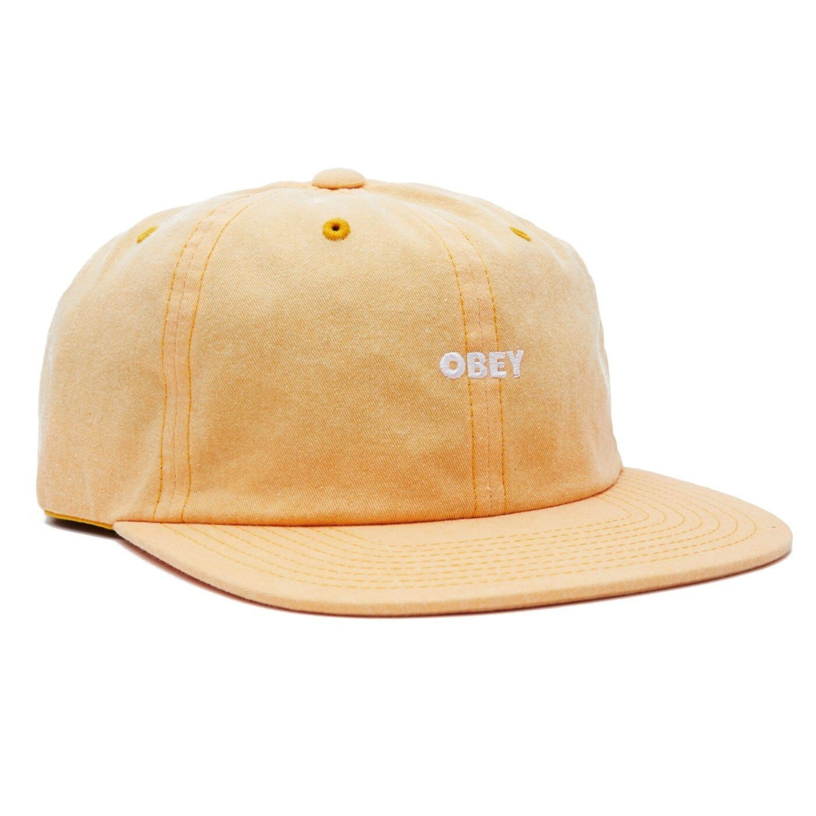 Obey Obey Pigment 6 Panel Strapback
