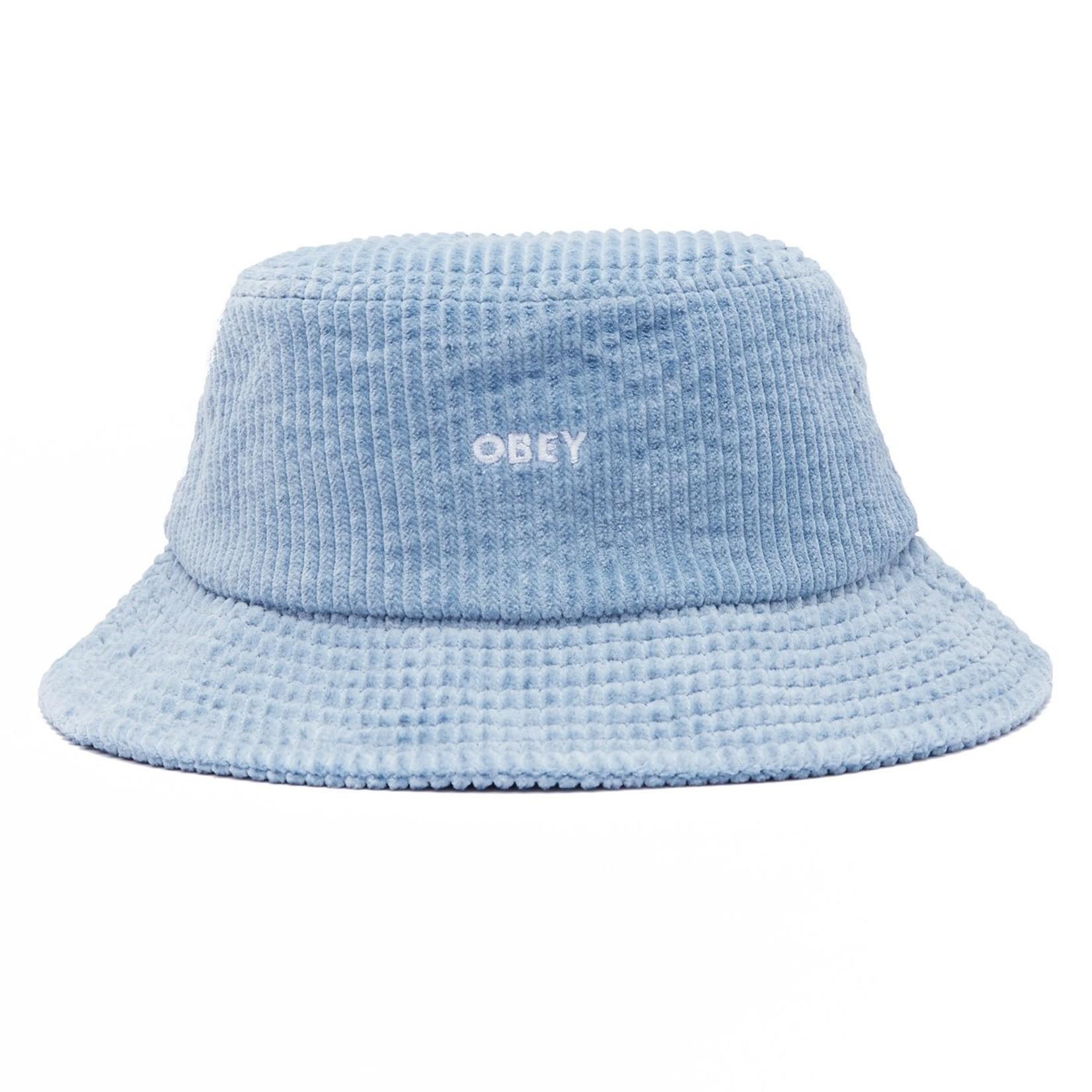 Obey Obey Bold Cord Bucket Hat