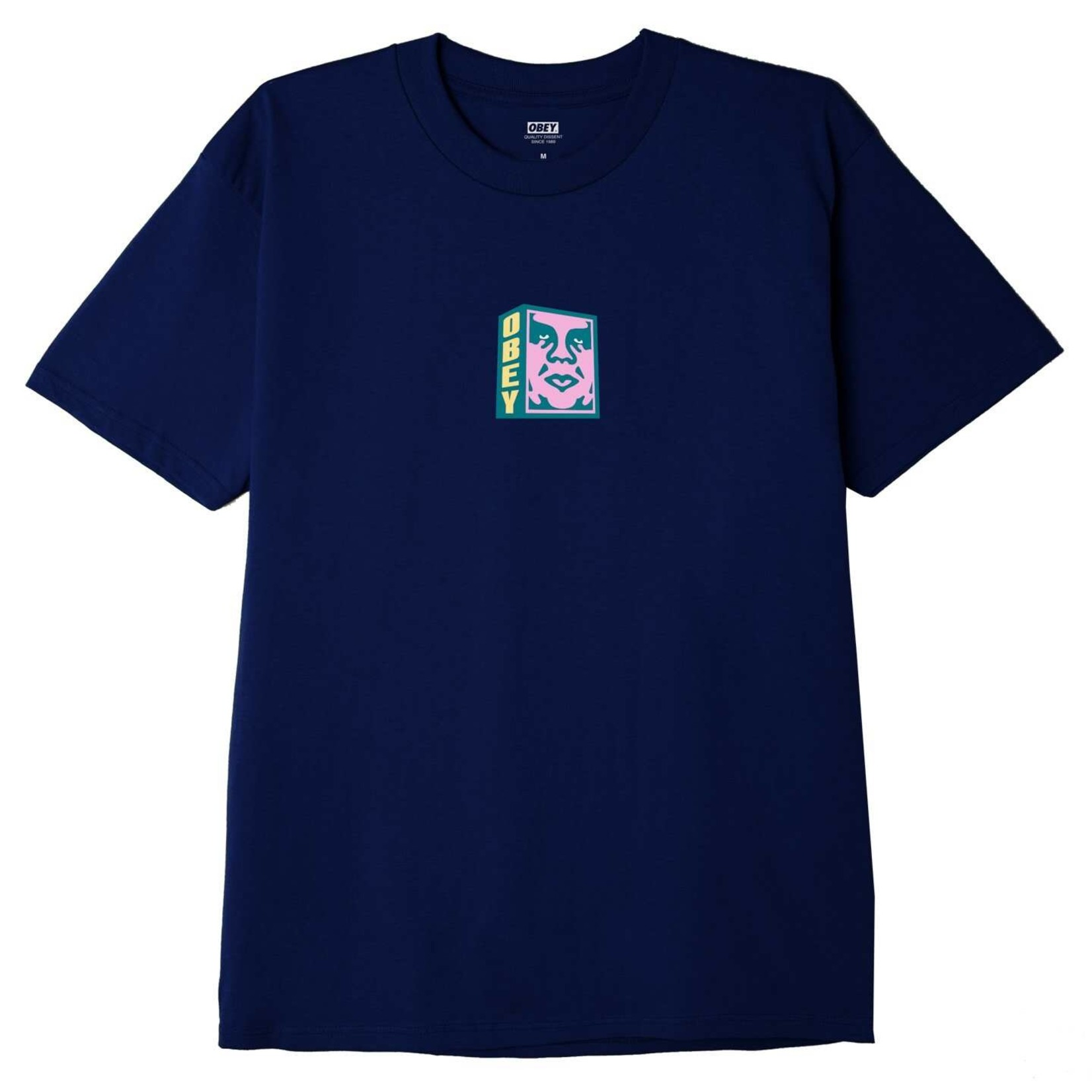 Obey Obey Face Classic Tee
