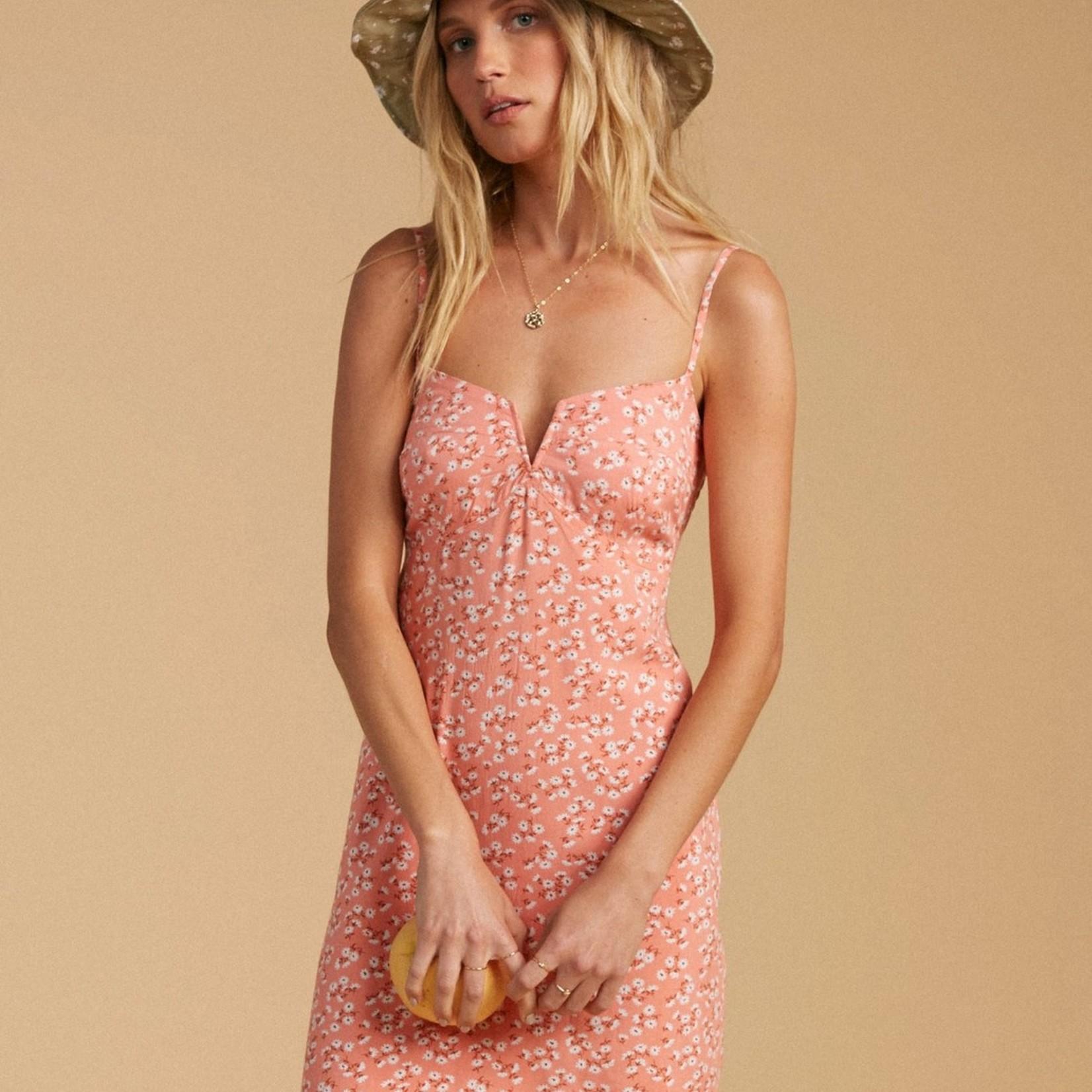 Billabong Billabong x Salty Blonde Just Because Mini Dress