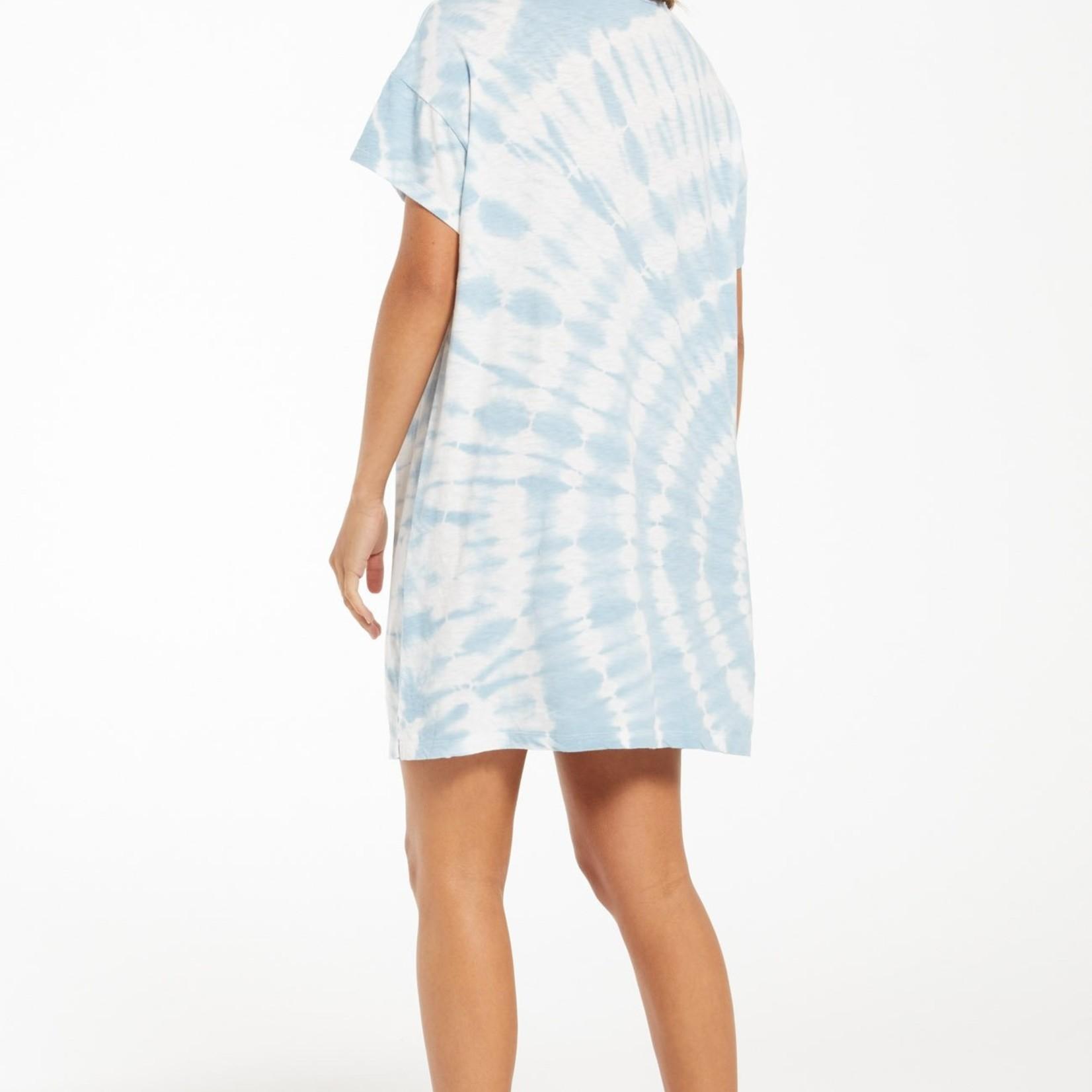 Z Supply Z Supply Launa Swirl Tie-Dye Dress