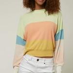 O'Neill O'Neill Shoreward Stripe Sweater