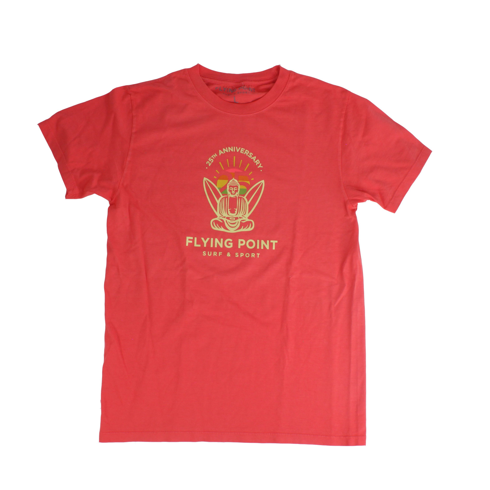 Flying Point 25th Anniversary Youth Tee