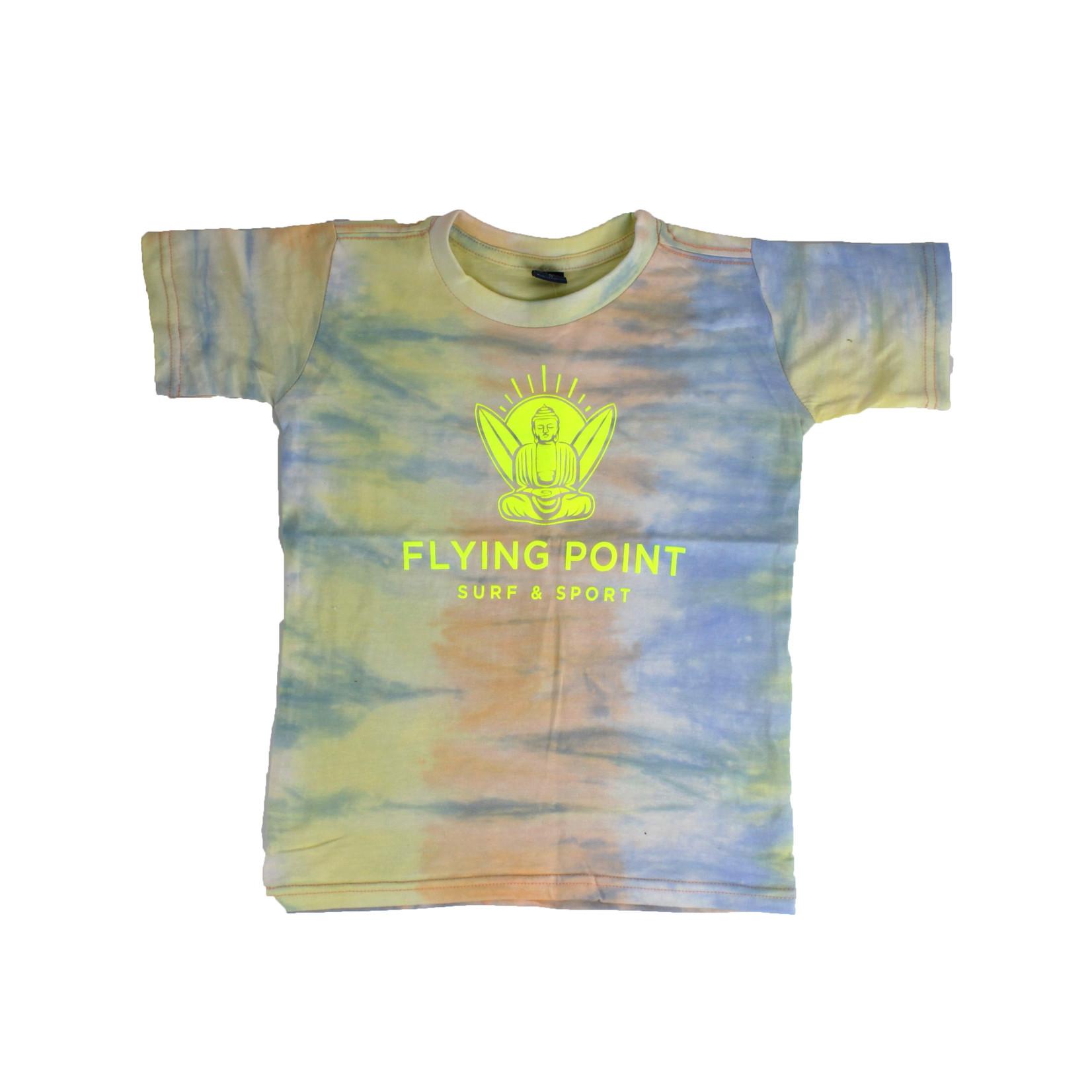 Flying Point Youth Buddha Tye Dye Tee