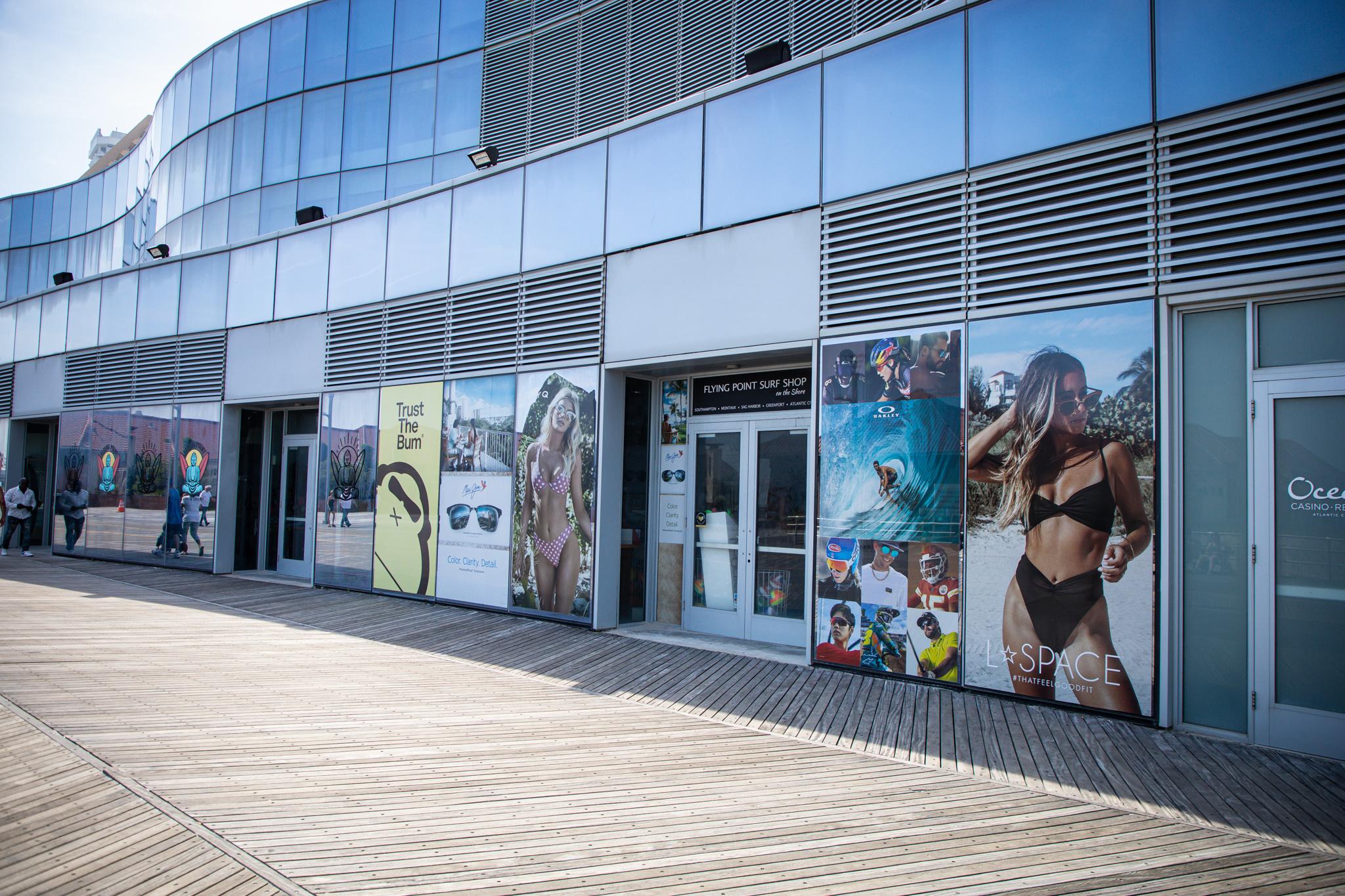 boardwalk storefront
