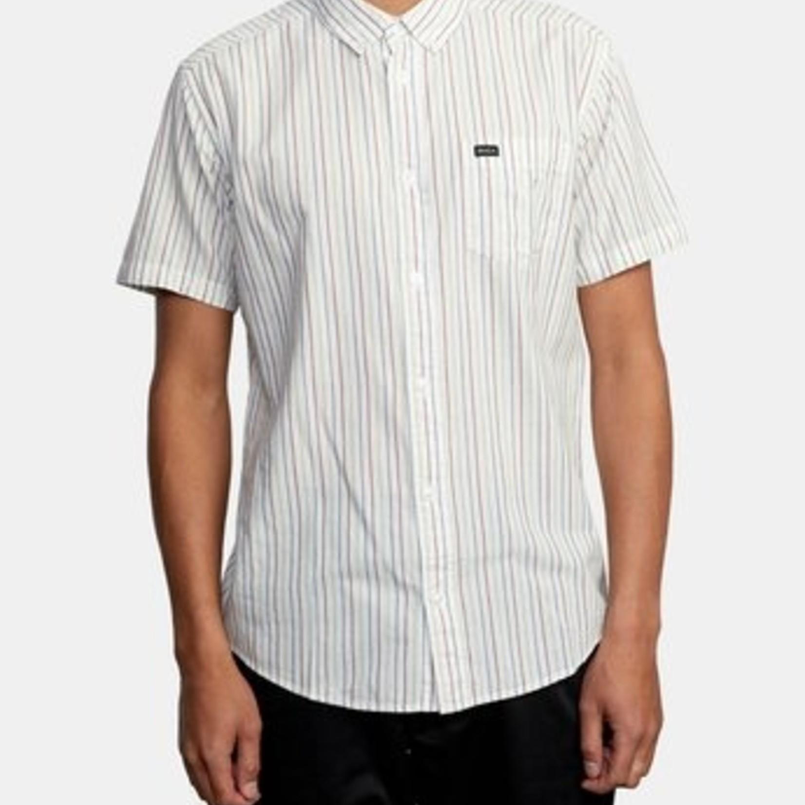 RVCA RVCA Cassidy Stripe Shirt