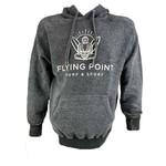 Flying Point Buddha Fleece Charcoal Sweatshirt