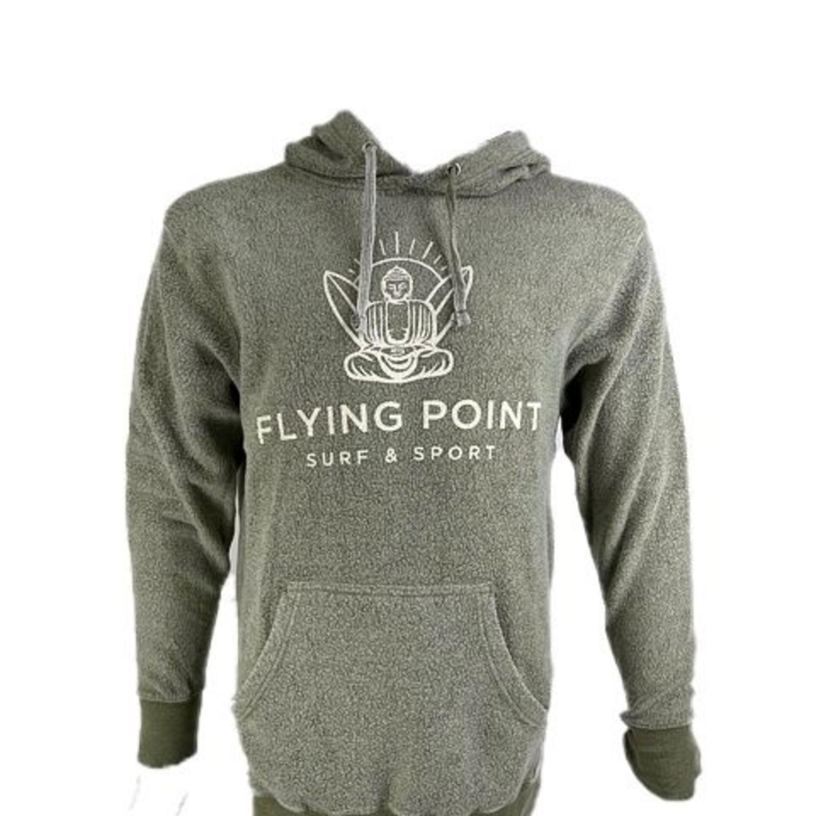 Flying Point Buddha Sawyer Hoodie