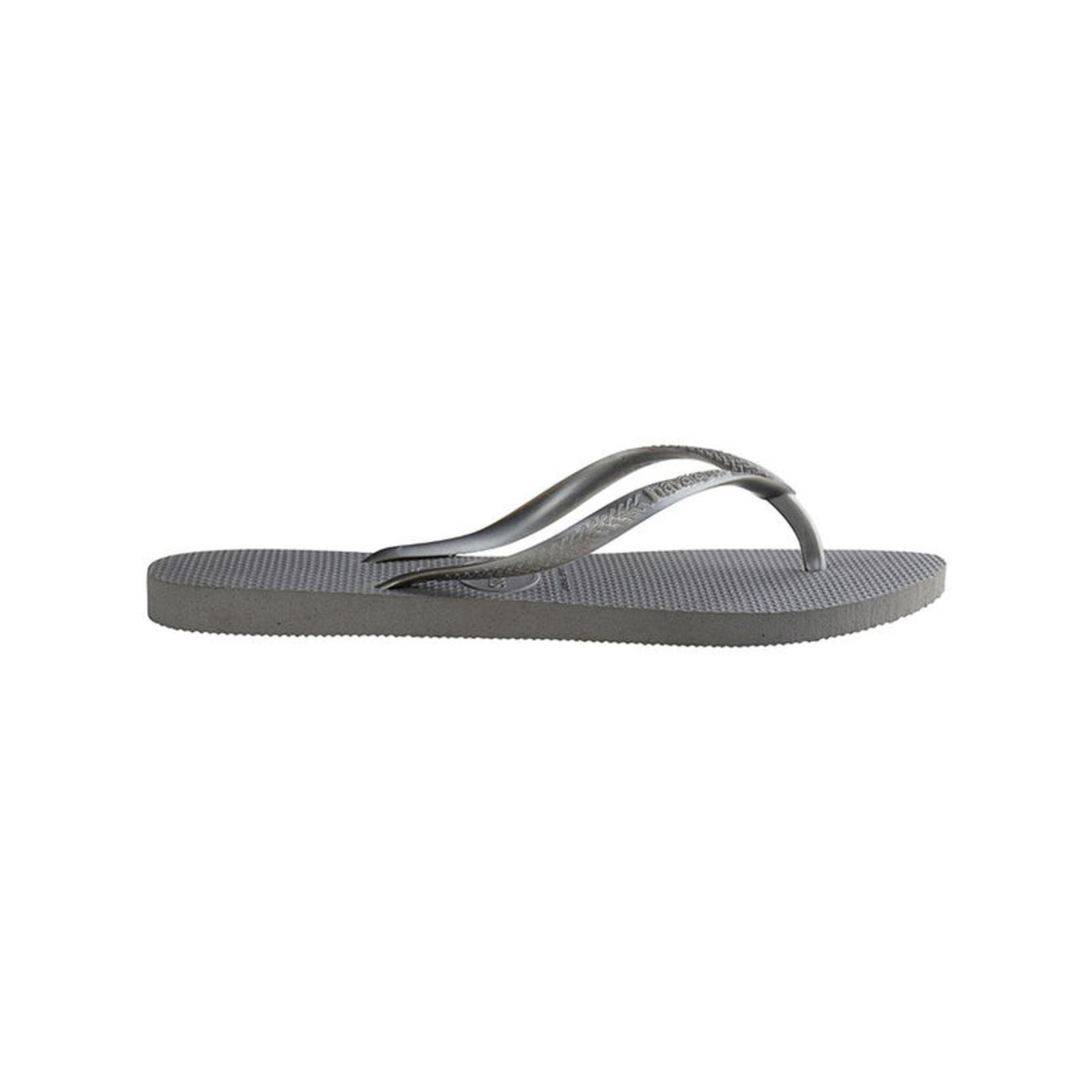 Havaianas Havaianas Slim Sandal Steel Grey FlipFlops