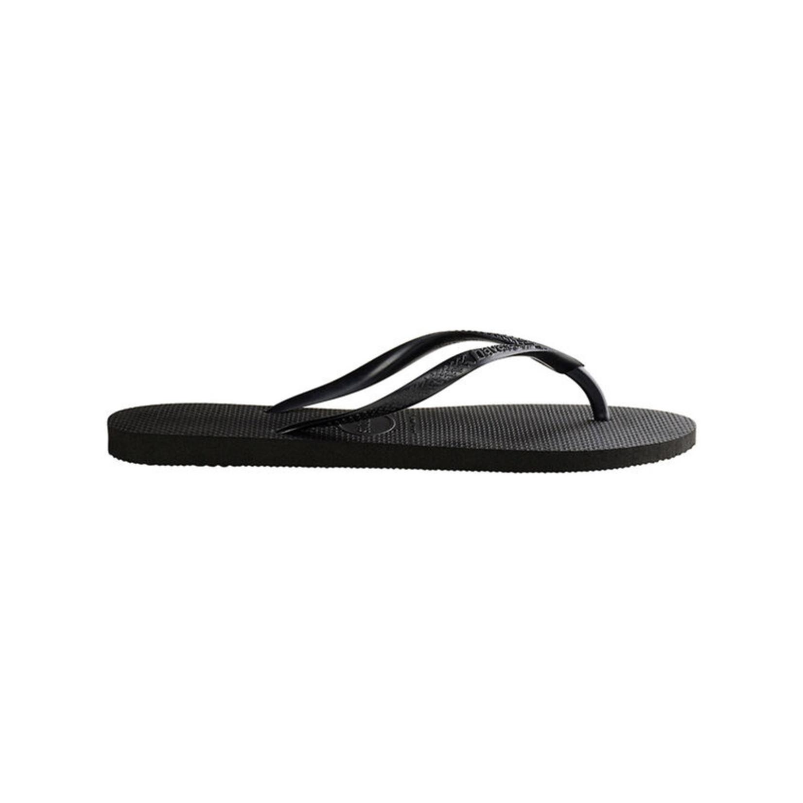 Havaianas Havaianas Slim Sandal Black FlipFlops