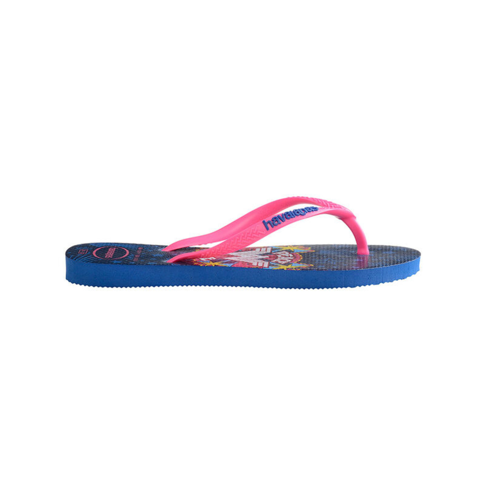 Havaianas Havaianas Kids Slim Wonder Woman 41445300064K Blue Star Sandals