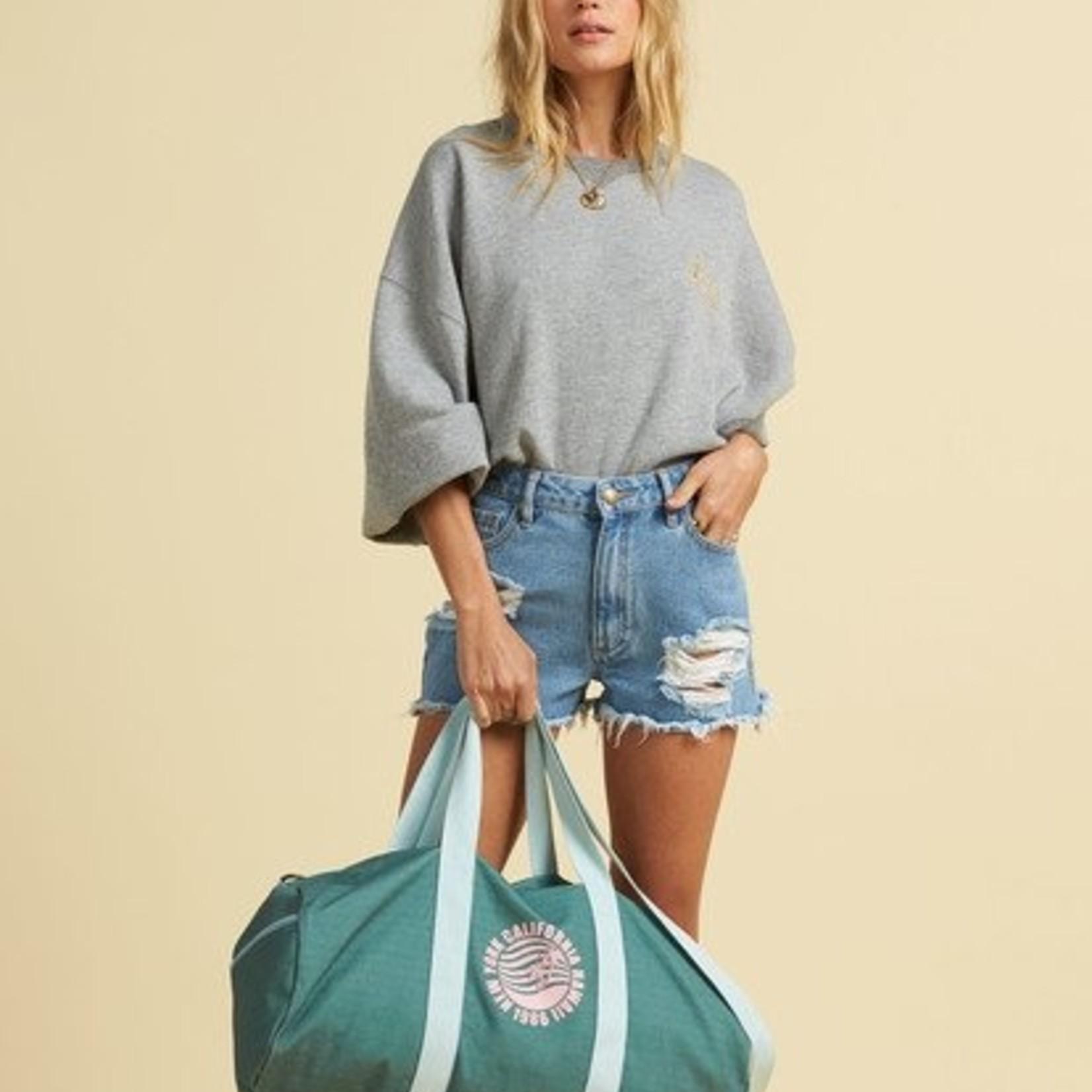 Billabong Billabong x Salty Blonde Stay Salty Weekender Bag