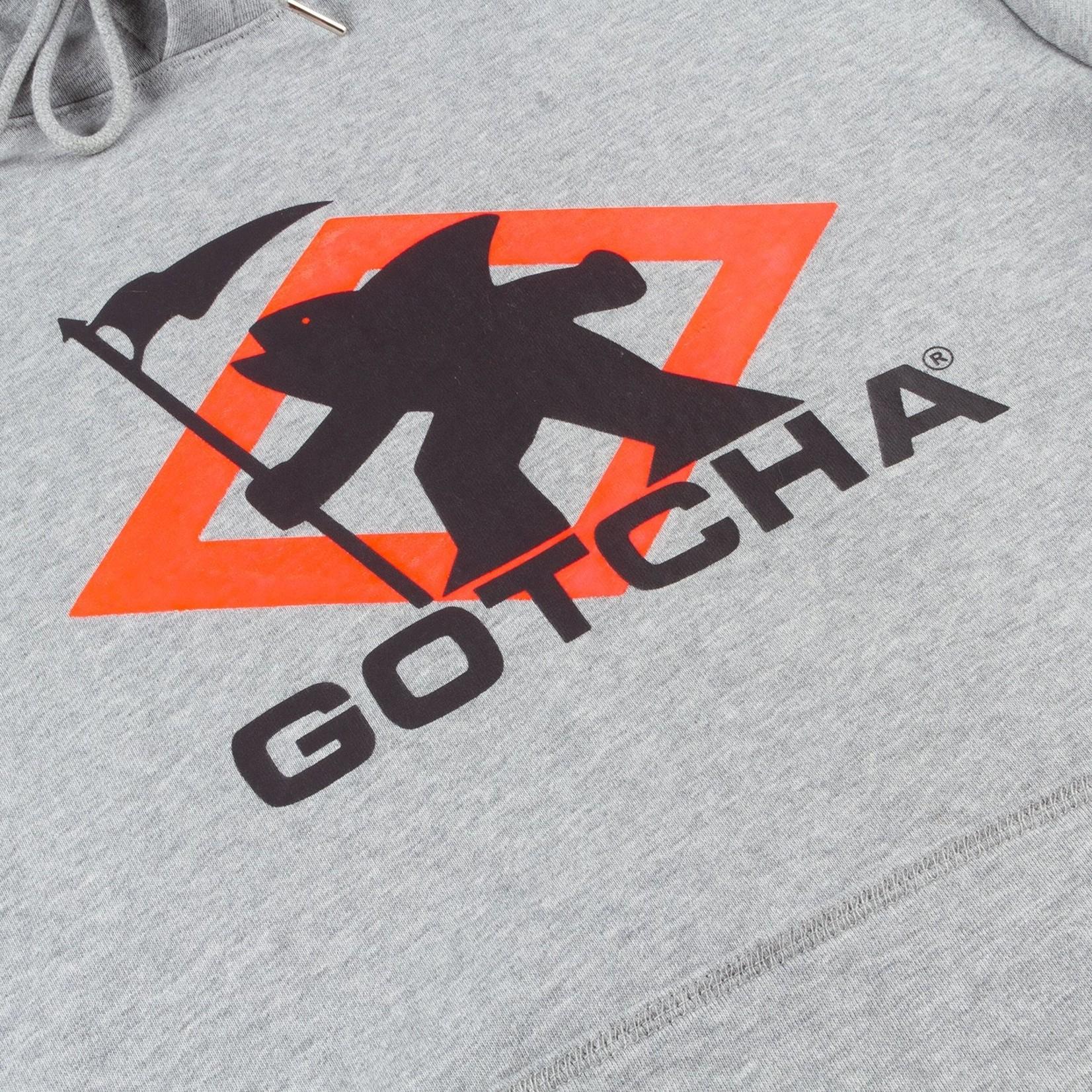 Gotcha Gotcha Sharkman Hoodie
