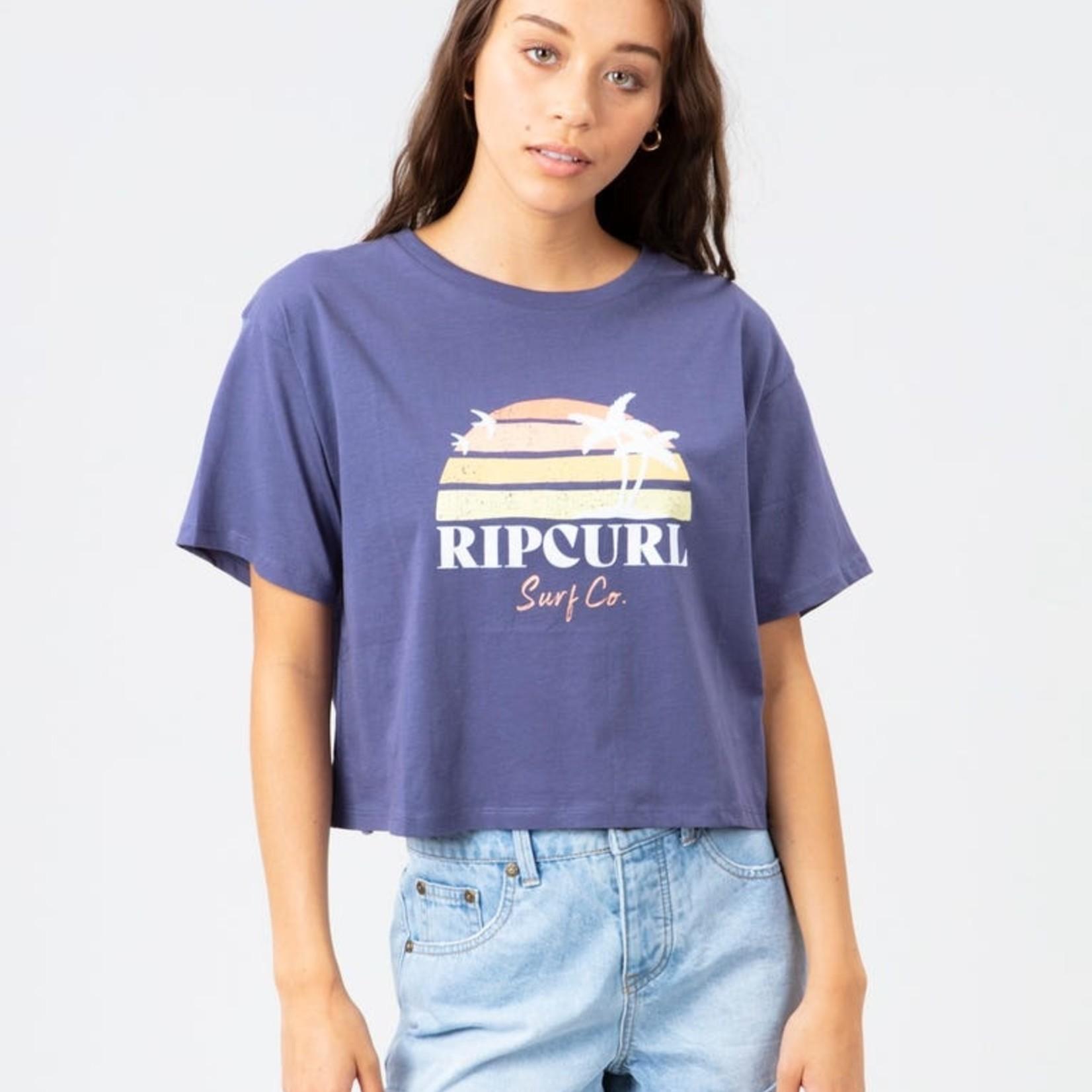 RipCurl Rip Curl Sayulita Sunrise Crop Tee