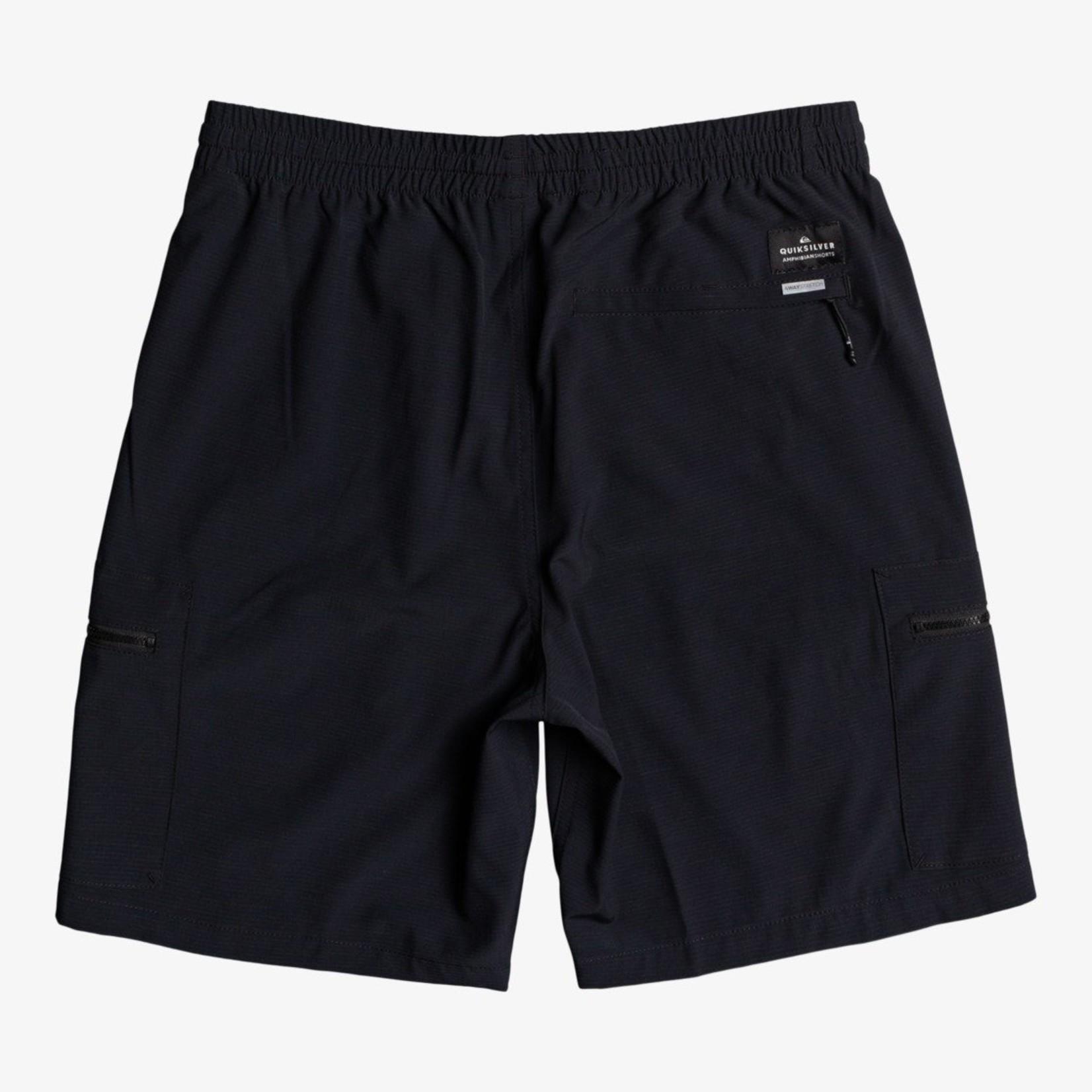 Quiksilver Quiksilver Elastic Cargo Amphibian Shorts