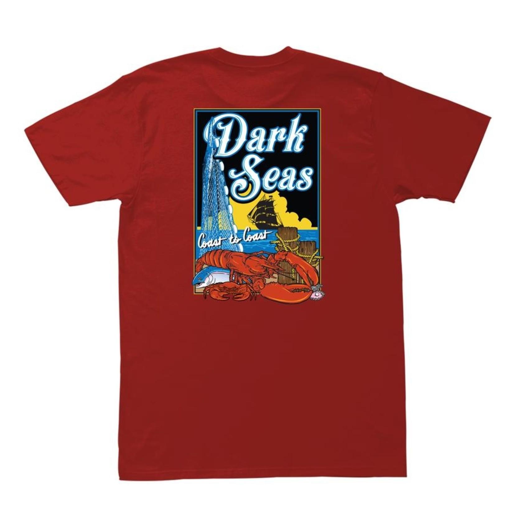 Dark Seas Dark Seas Sea Breeze Tee