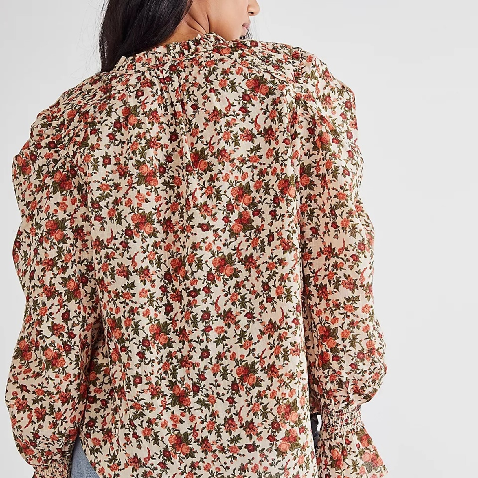 Free People Free People Meant To Be Blouse
