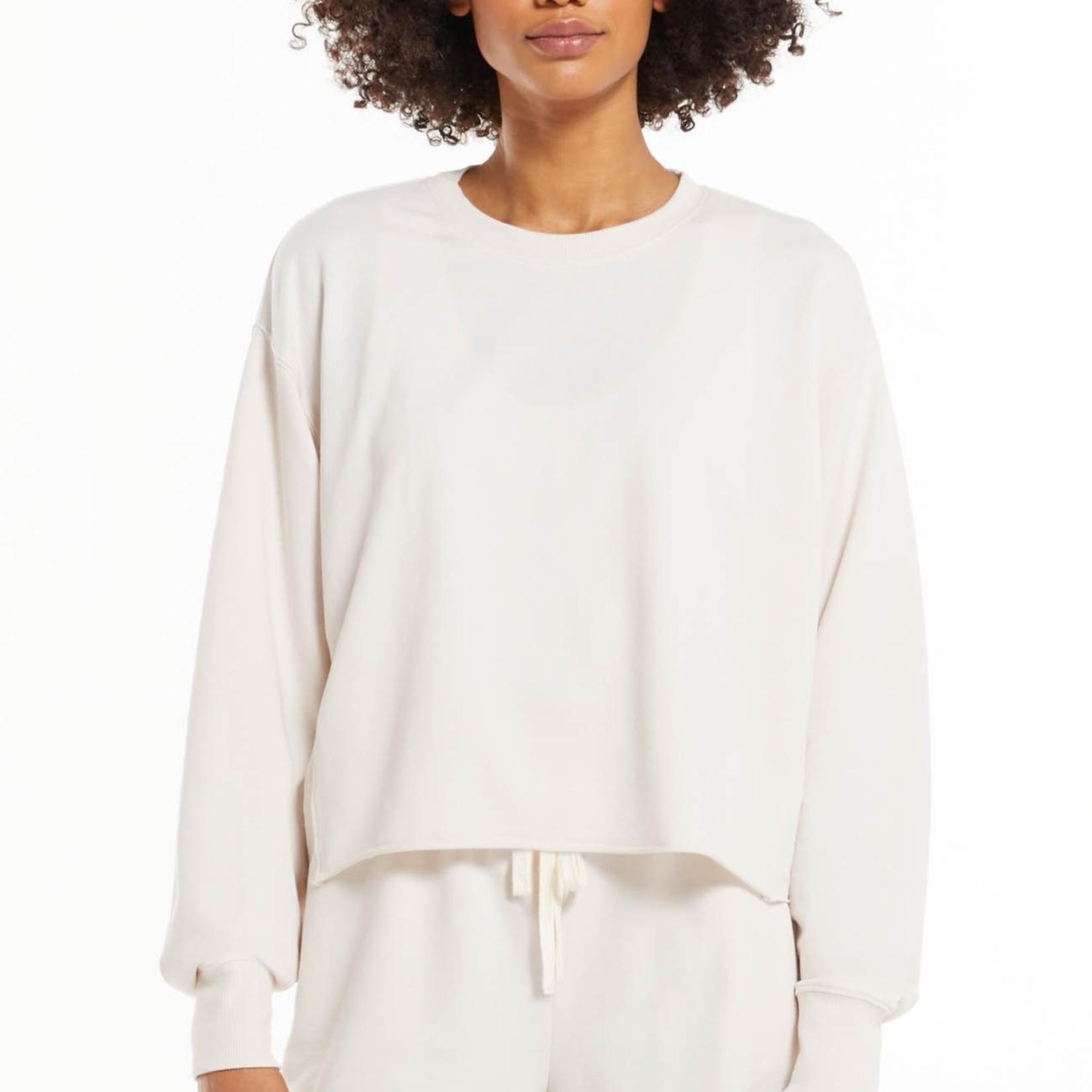 Z Supply Z Supply Claire Boxy Sweatshirt