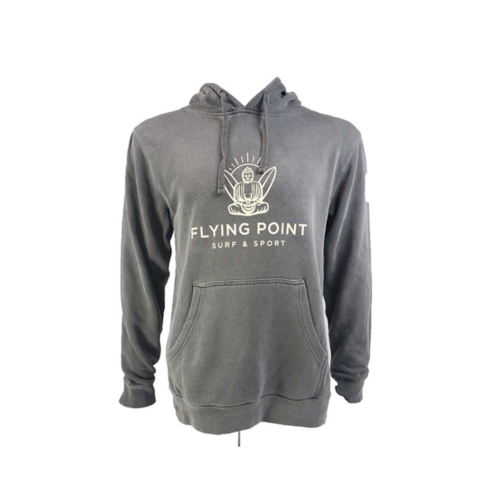 Flying Point Buddha Hoodie