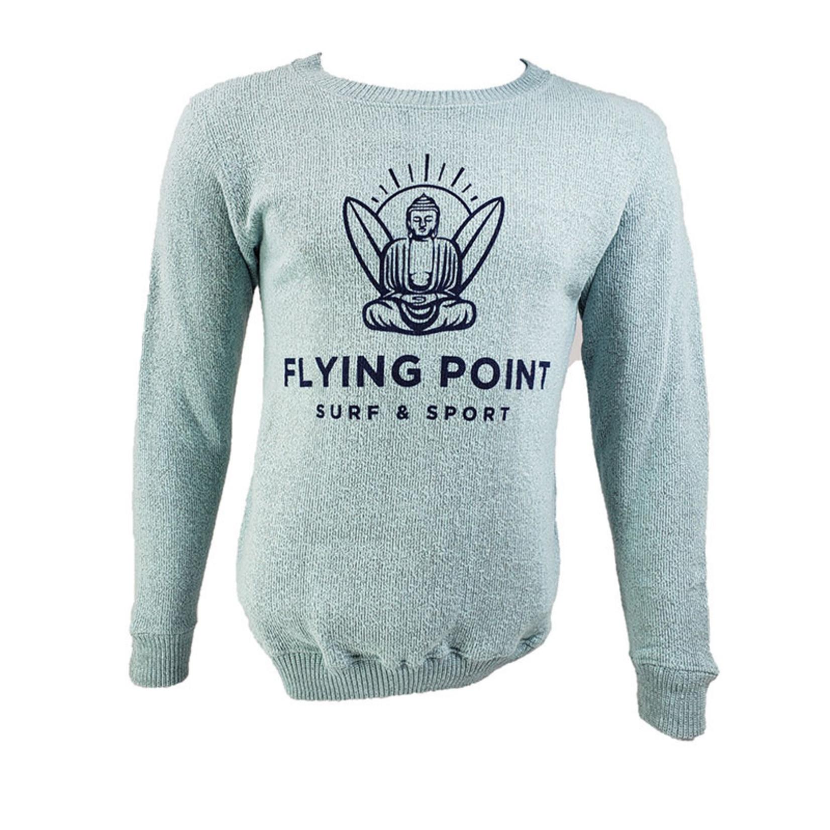 Flying Point Buddha Nantucket Crew