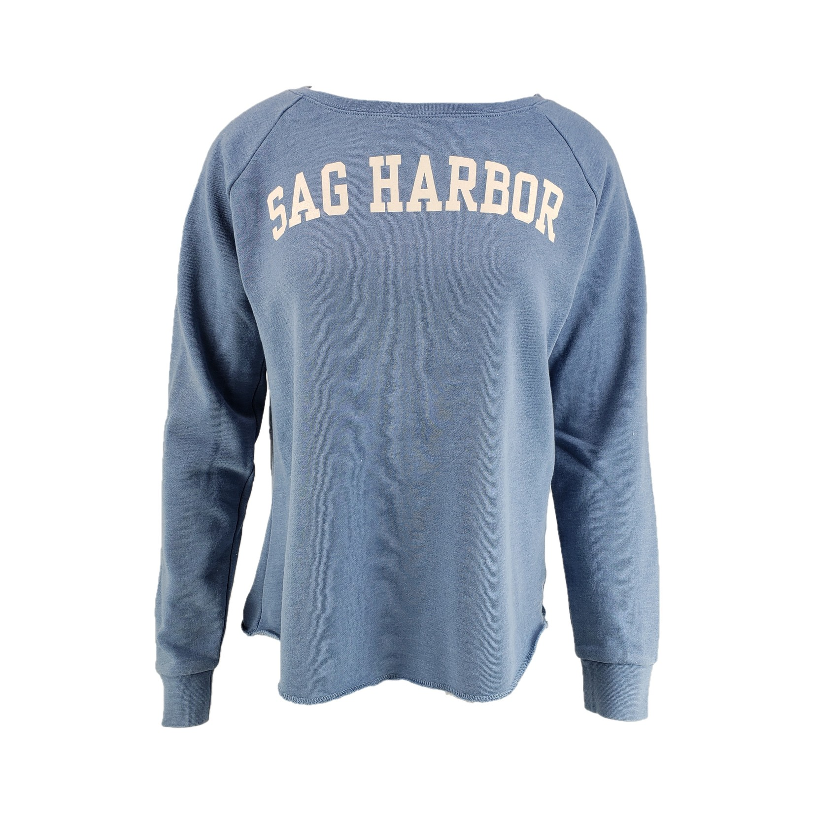 Sag Harbor Sag Harbor Womens Wave Wash Crew