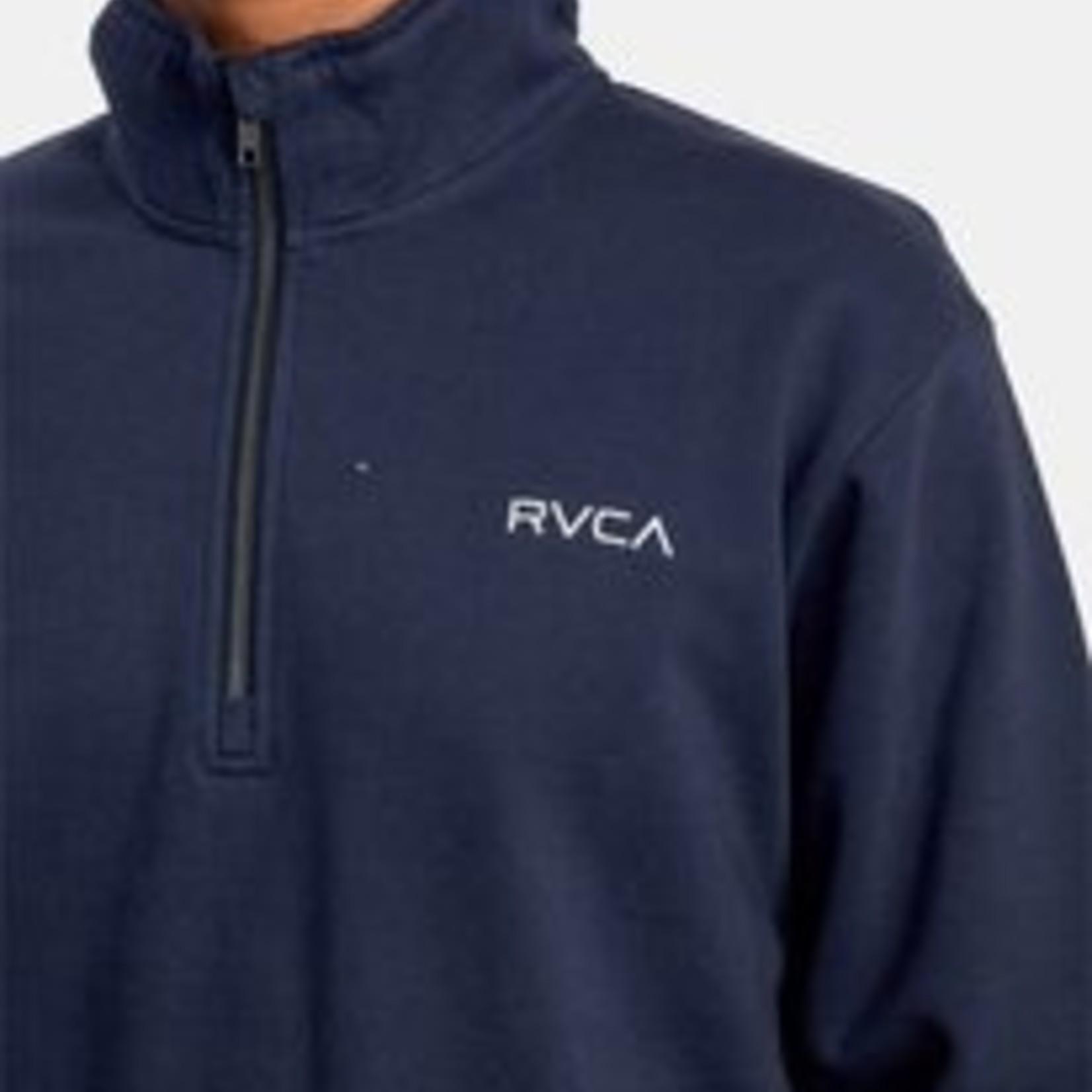 RVCA RVCA Keats 1/2 Zip Mock