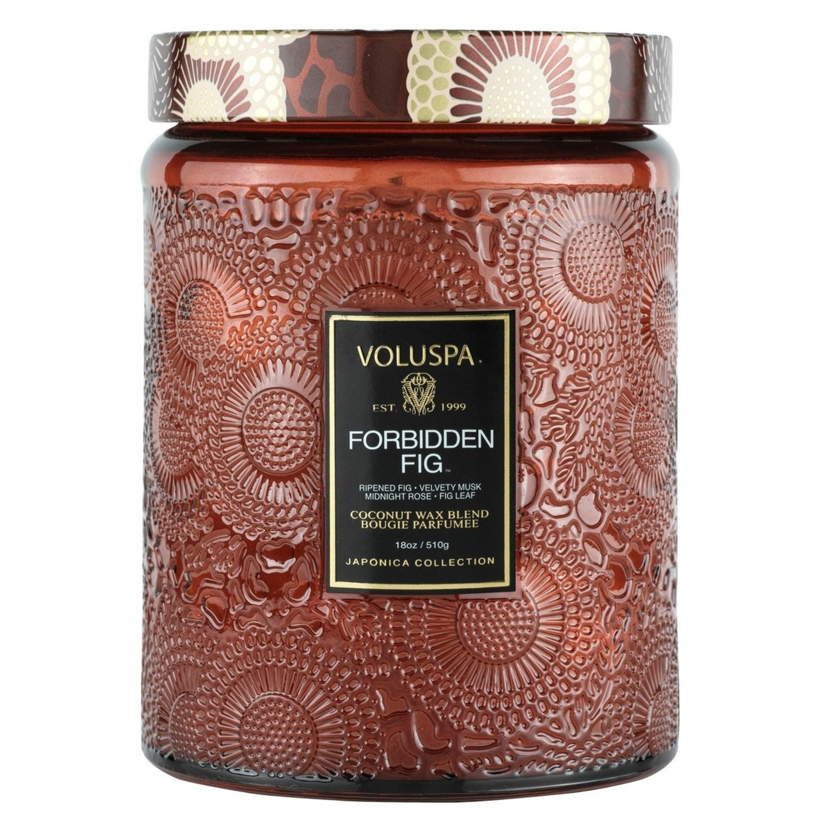 Voluspa Voluspa Large Jar Candle