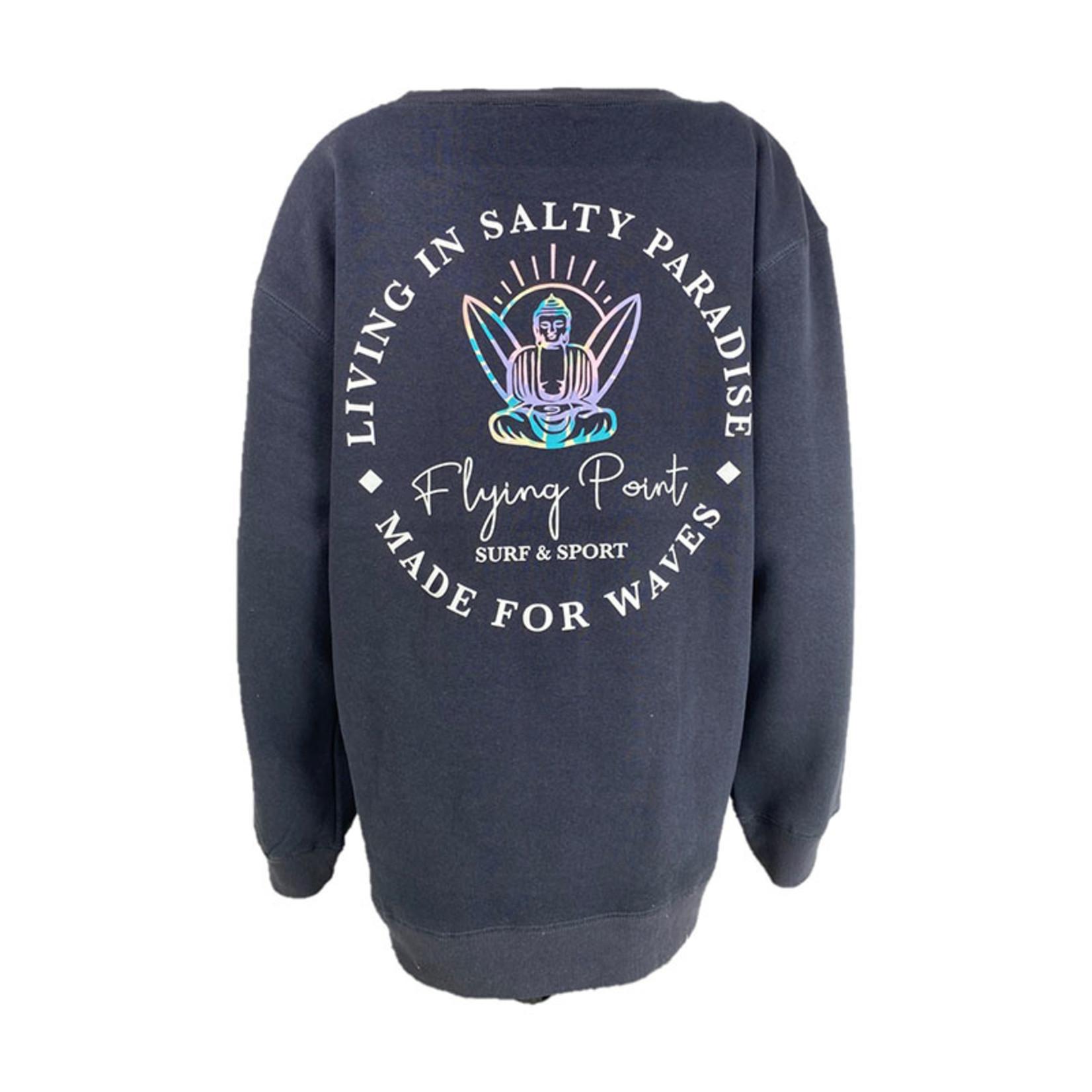 Flying Point Salty Paradise Crewneck Sweatshirt