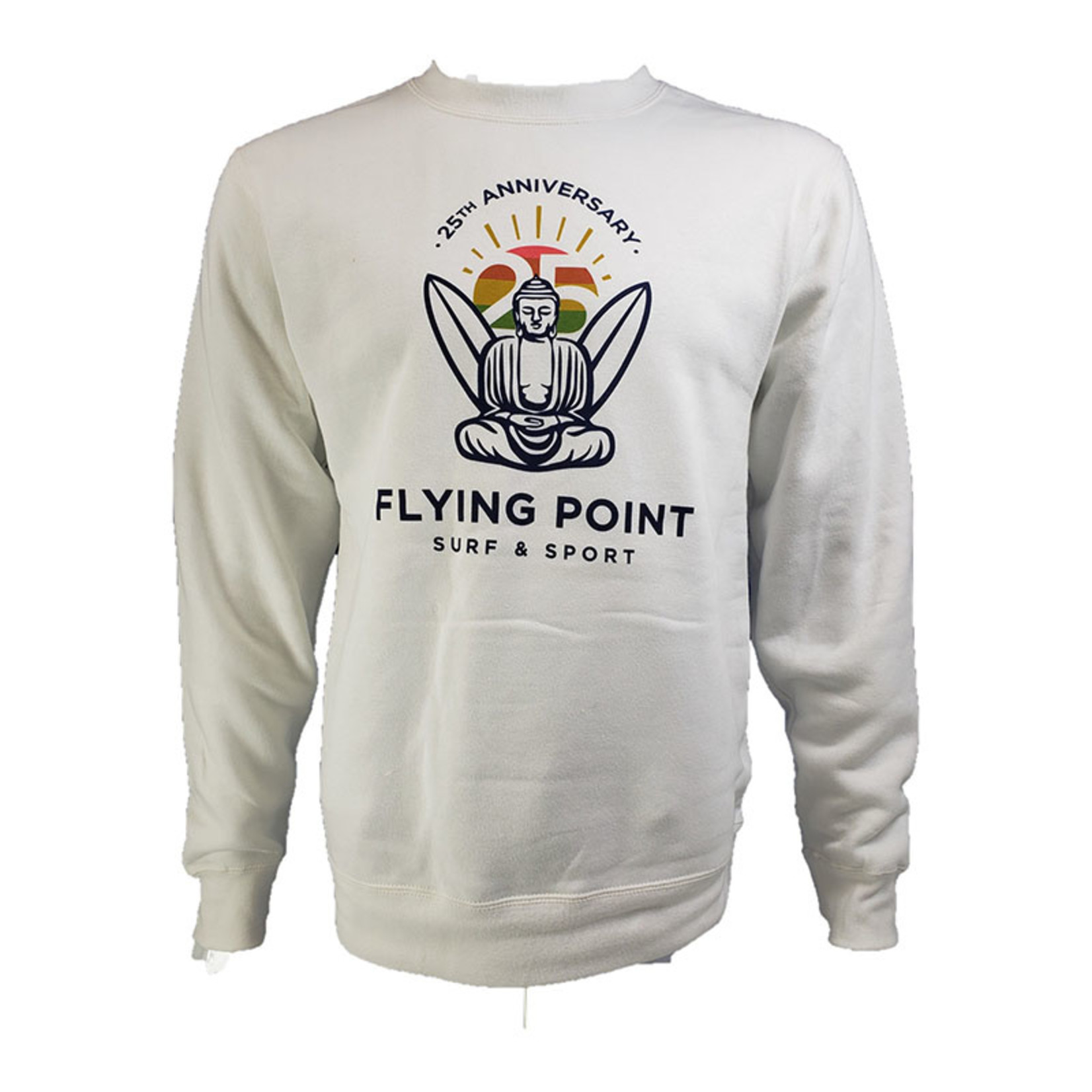 Flying Point 25th Anniversary Crew