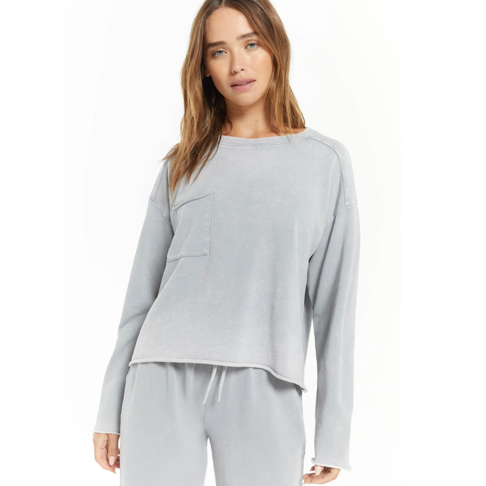 Z Supply Z Supply Ali Washed Top