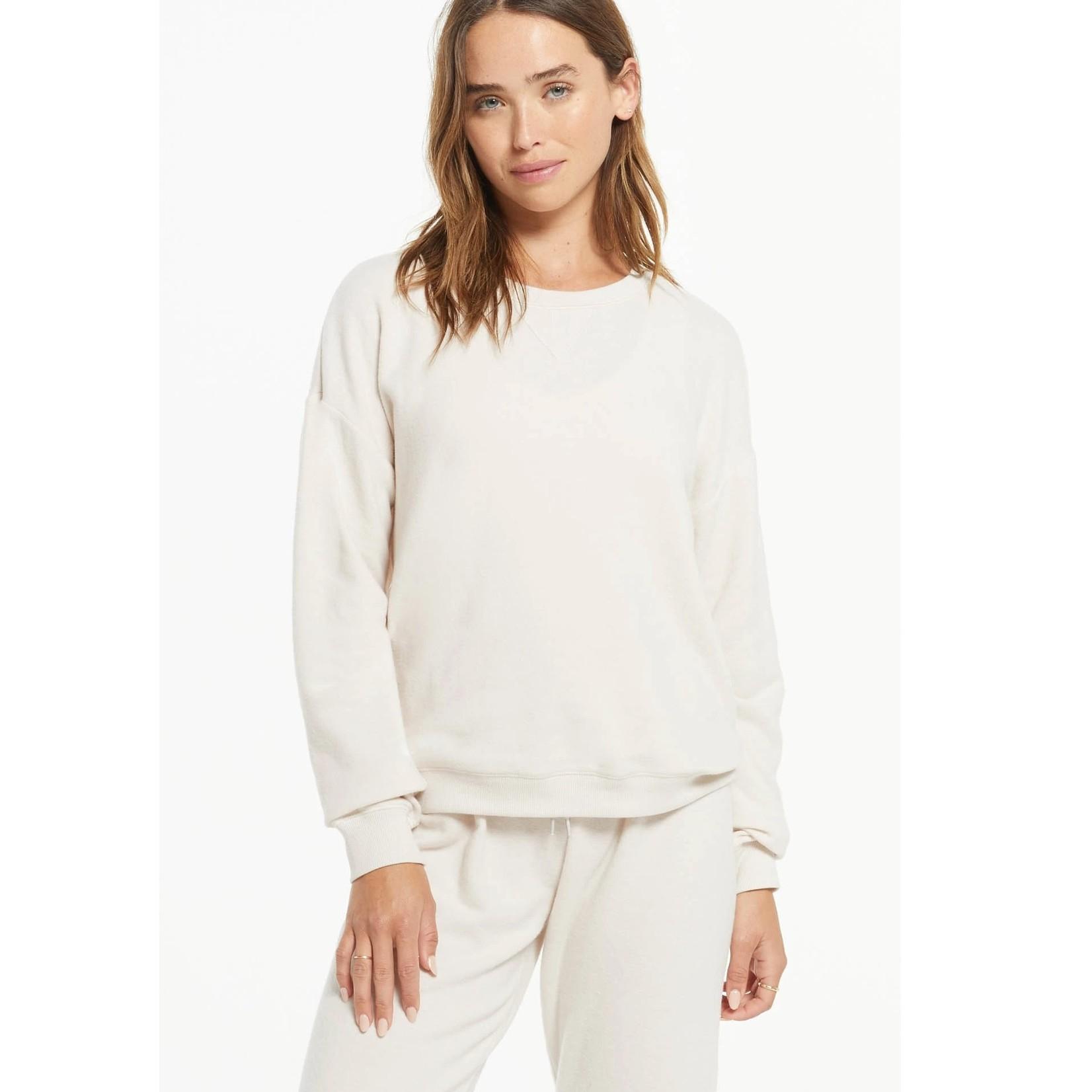 Z Supply Z Supply Libby Soft Plush Sweatshirt