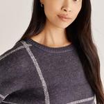 Z Supply Z Supply Solange Plaid Sweater