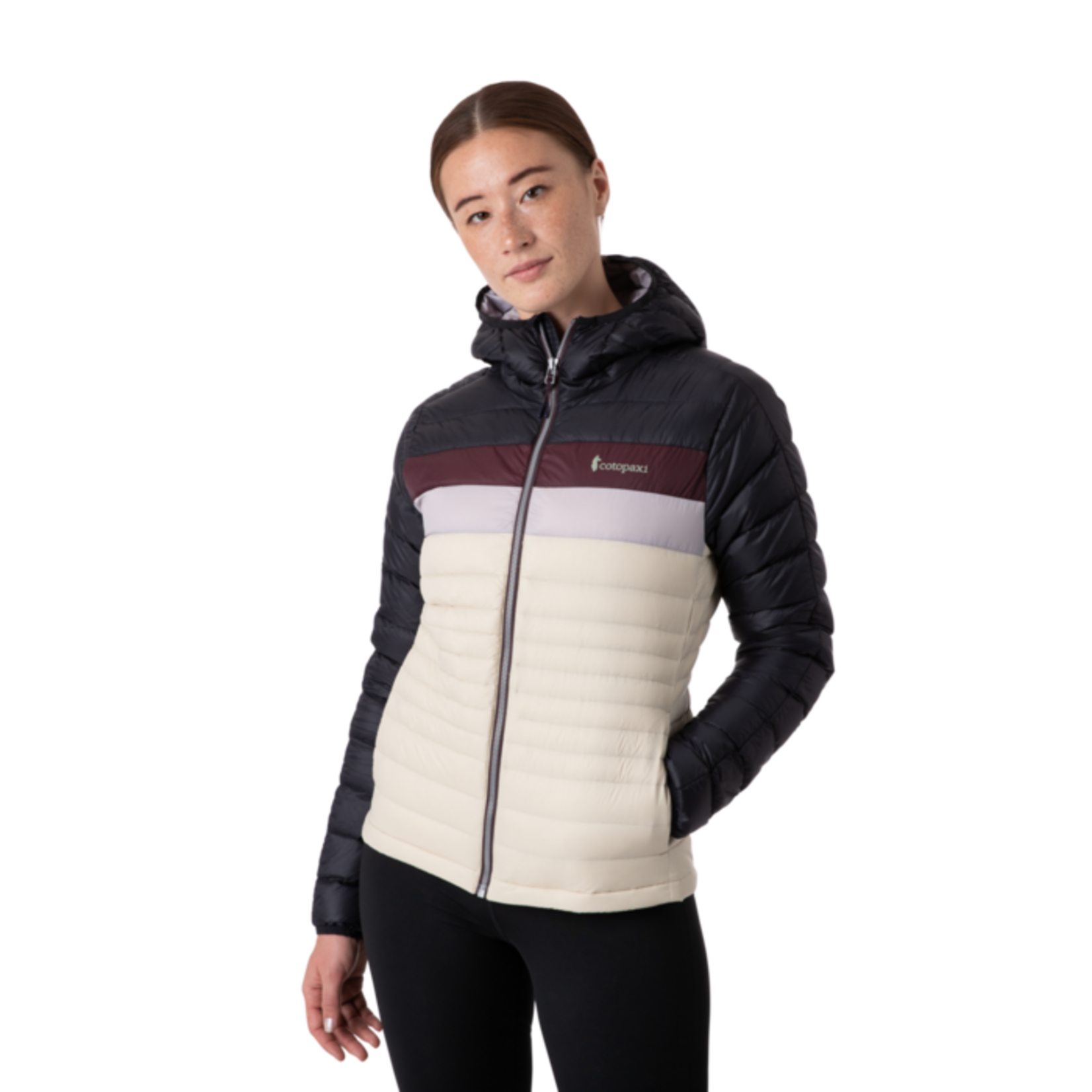 Cotopaxi Cotopaxi Womens Fuego Down Hooded Jacket