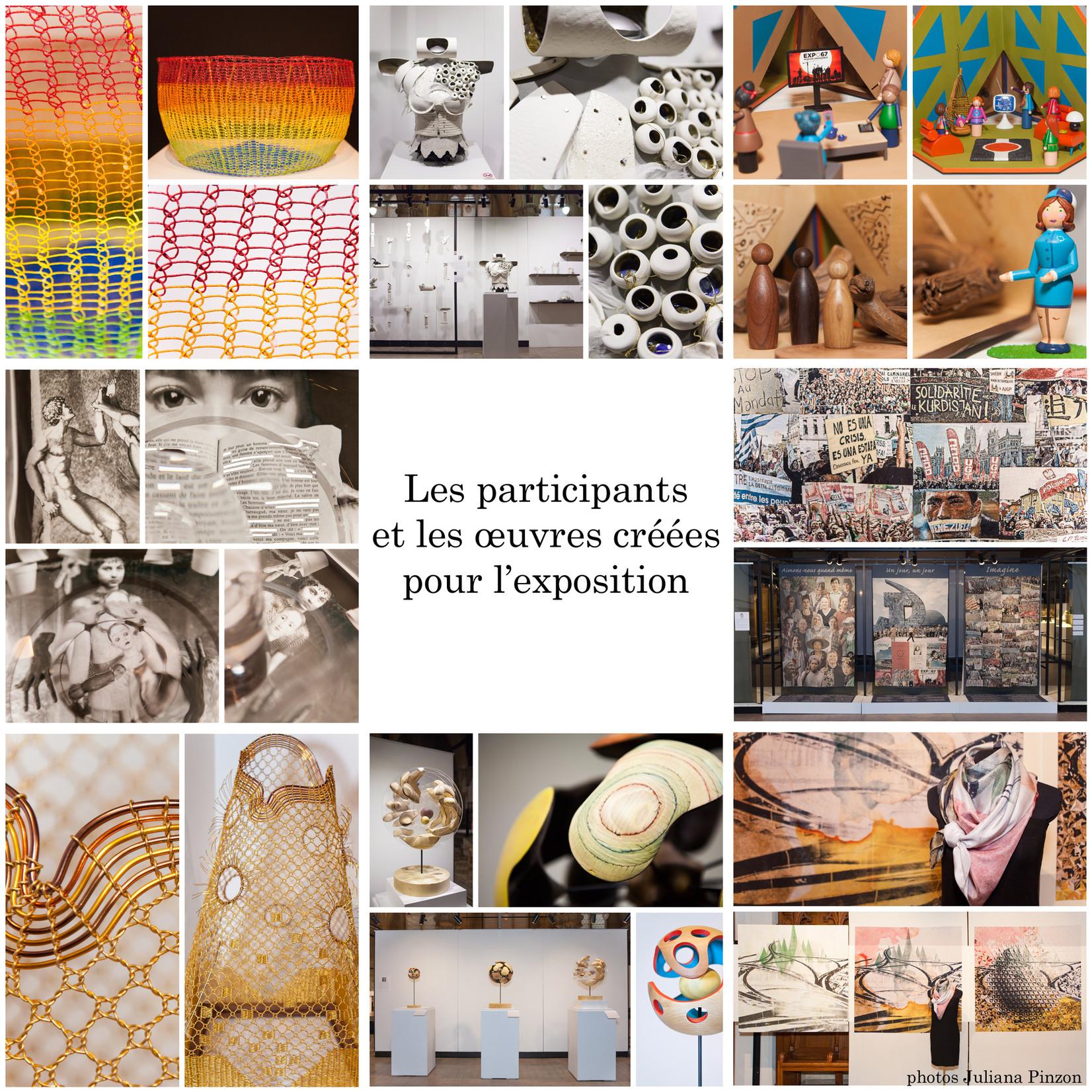 Expo 67... revisitée! Imaginer 100 ans de métiers d'art 1967-2017-2067