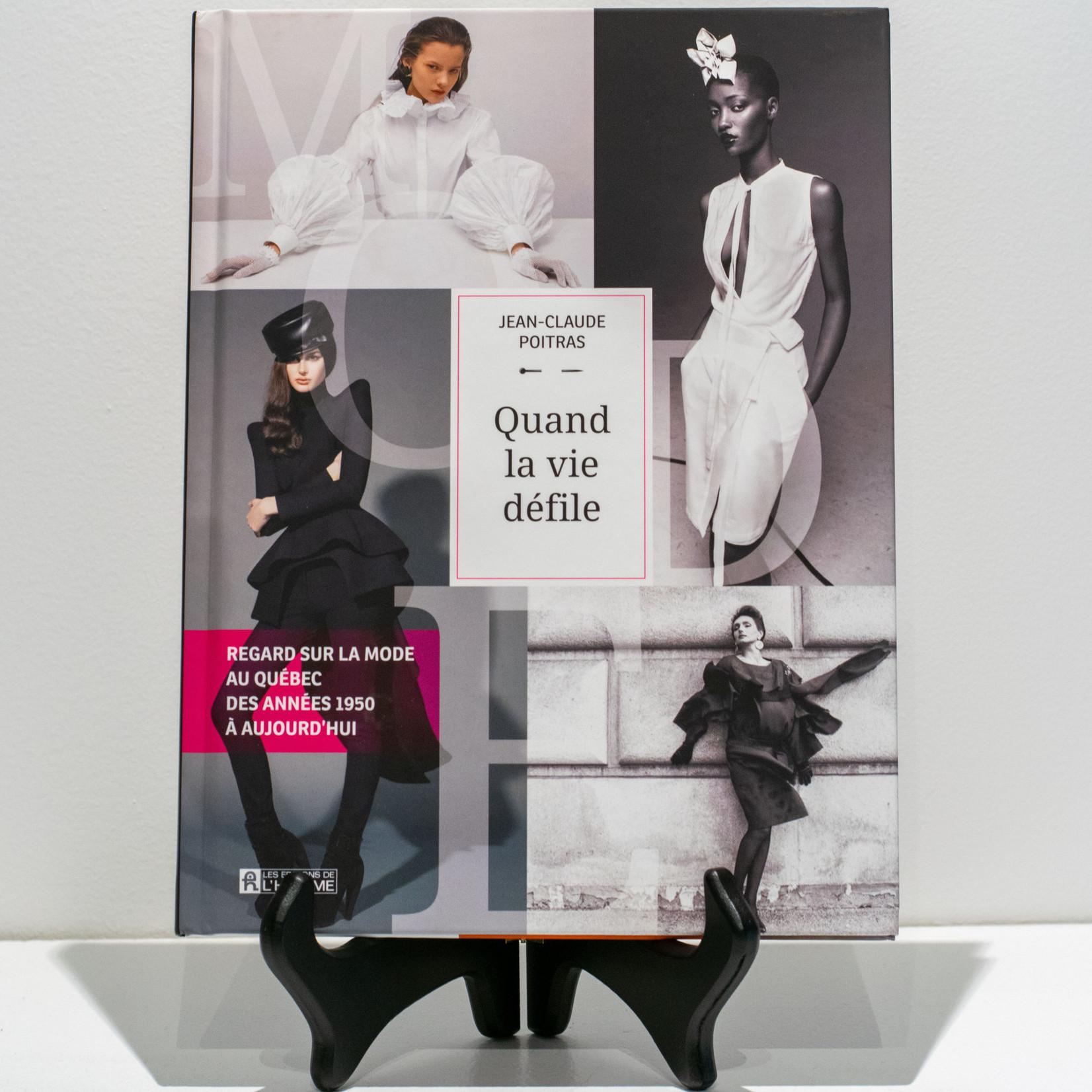 Jean-Claude Poitras - Quand la vie défile