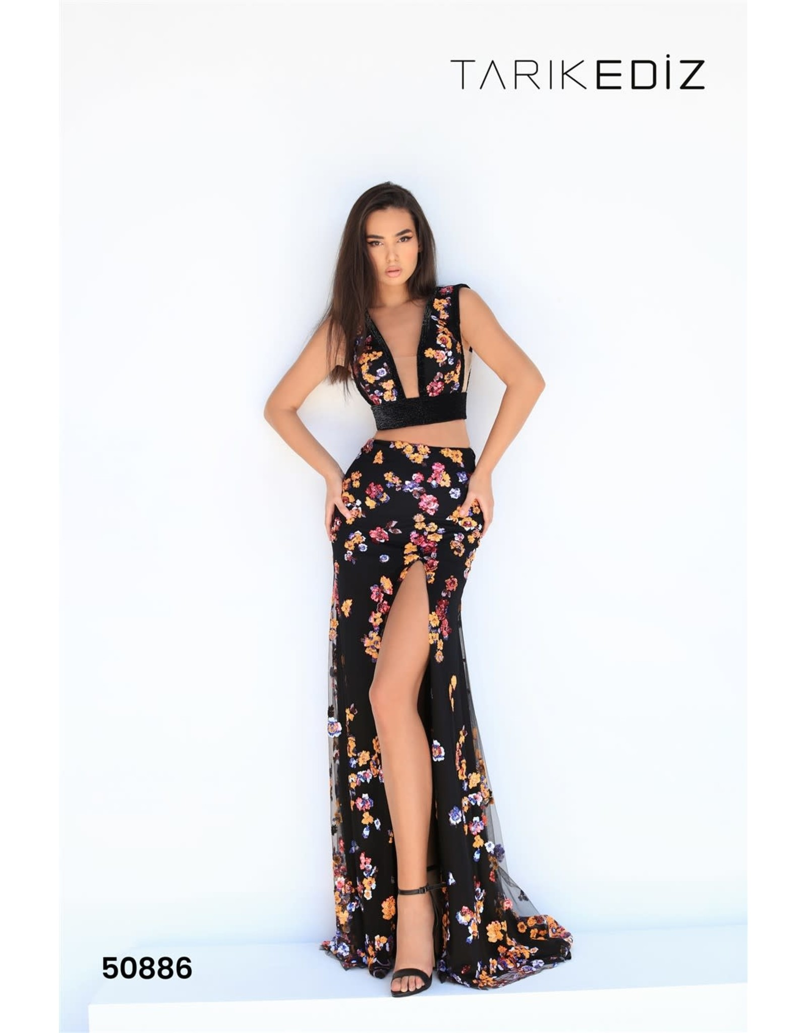 Tarik Ediz 50886 Tarik Ediz Dresses
