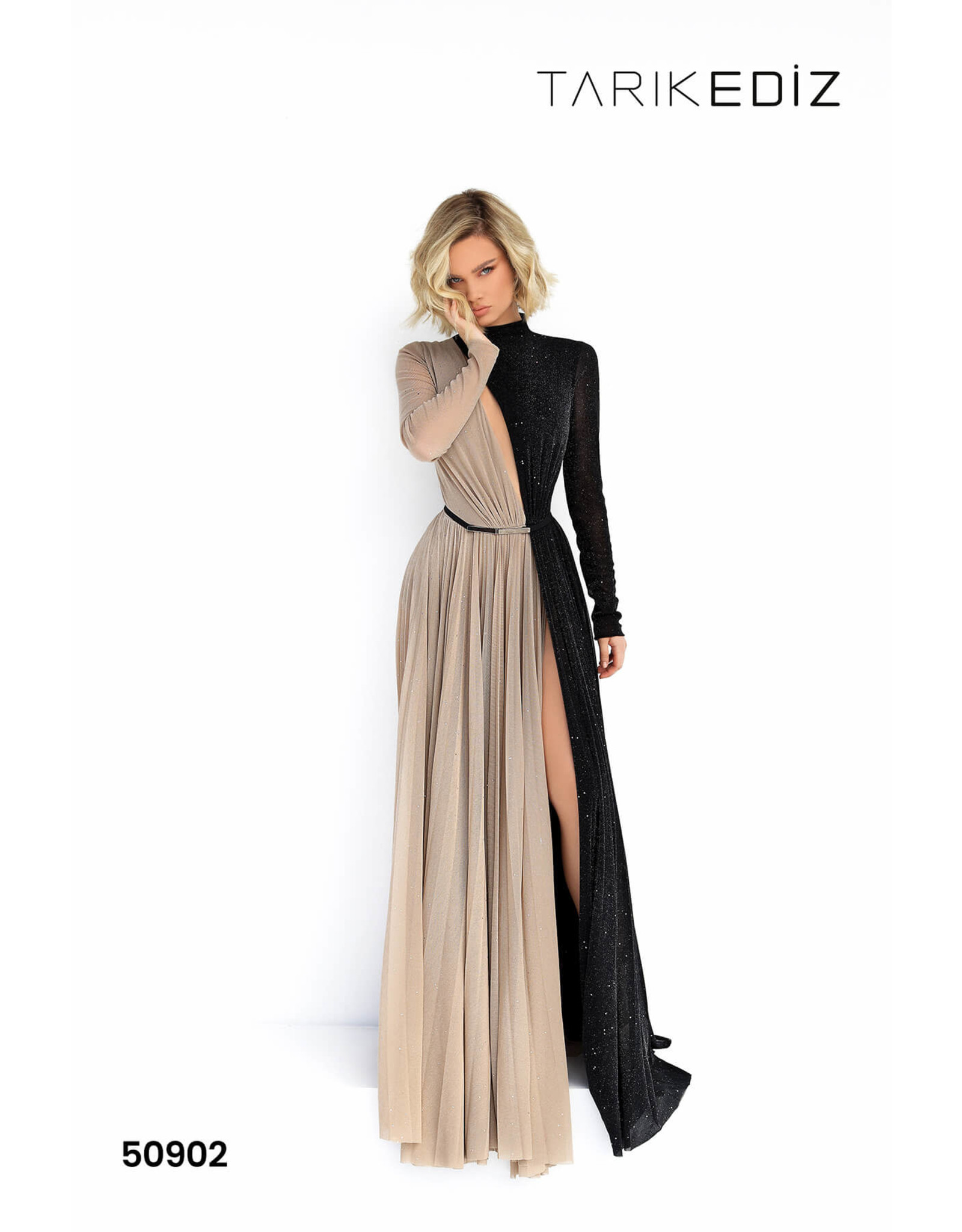 Tarik Ediz 50902 Tarik Ediz Dresses