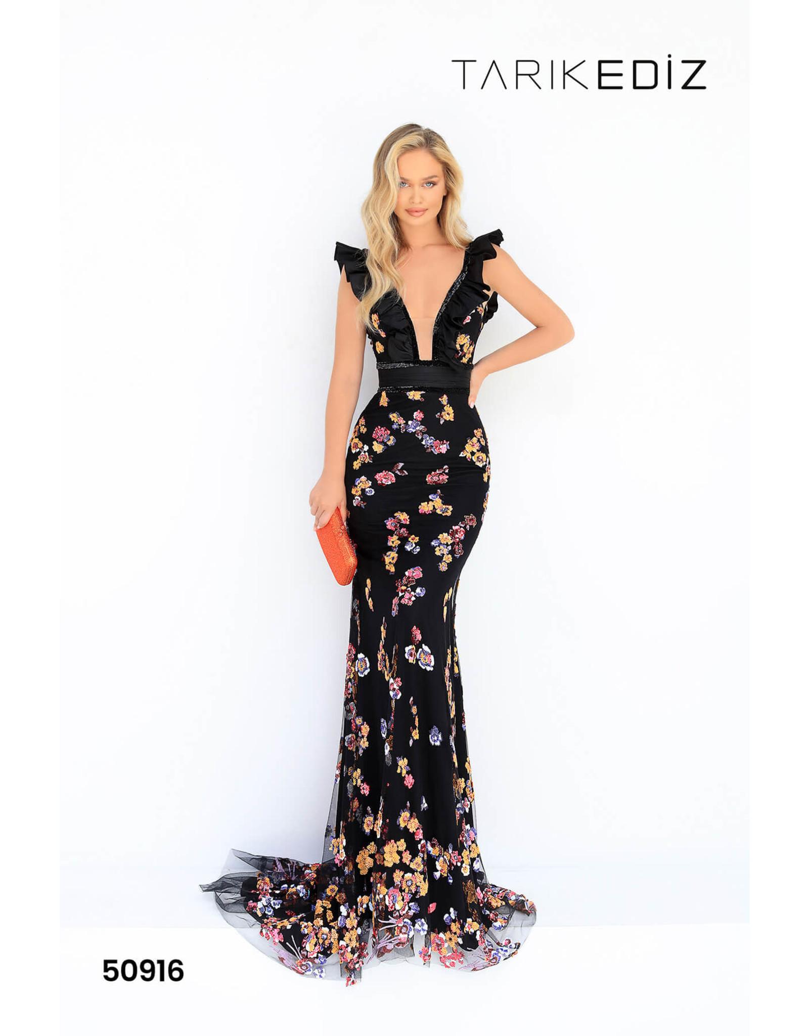 Tarik Ediz 50916 Tarik Ediz Dresses