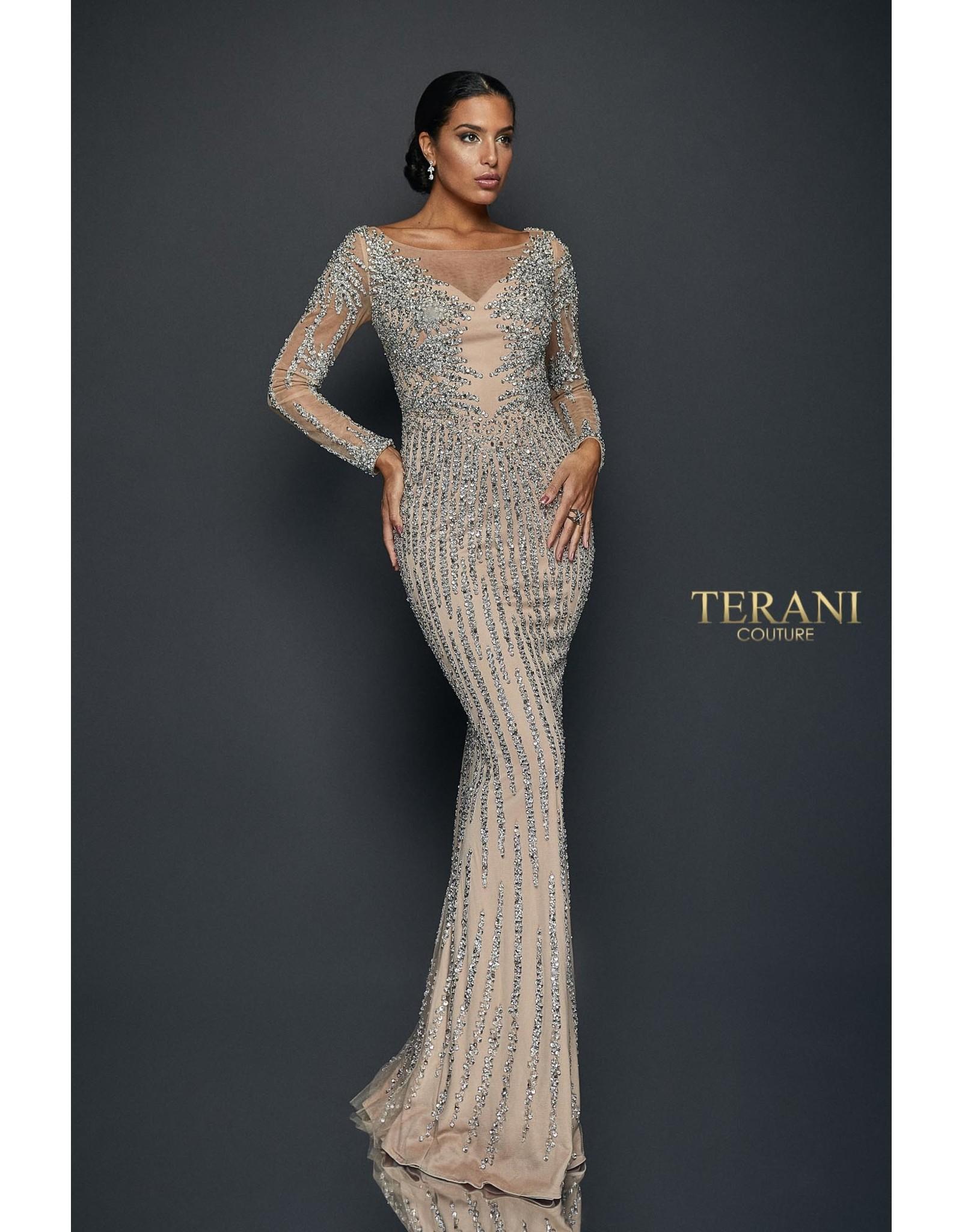Terani 1921GL0612 Terani Dresses