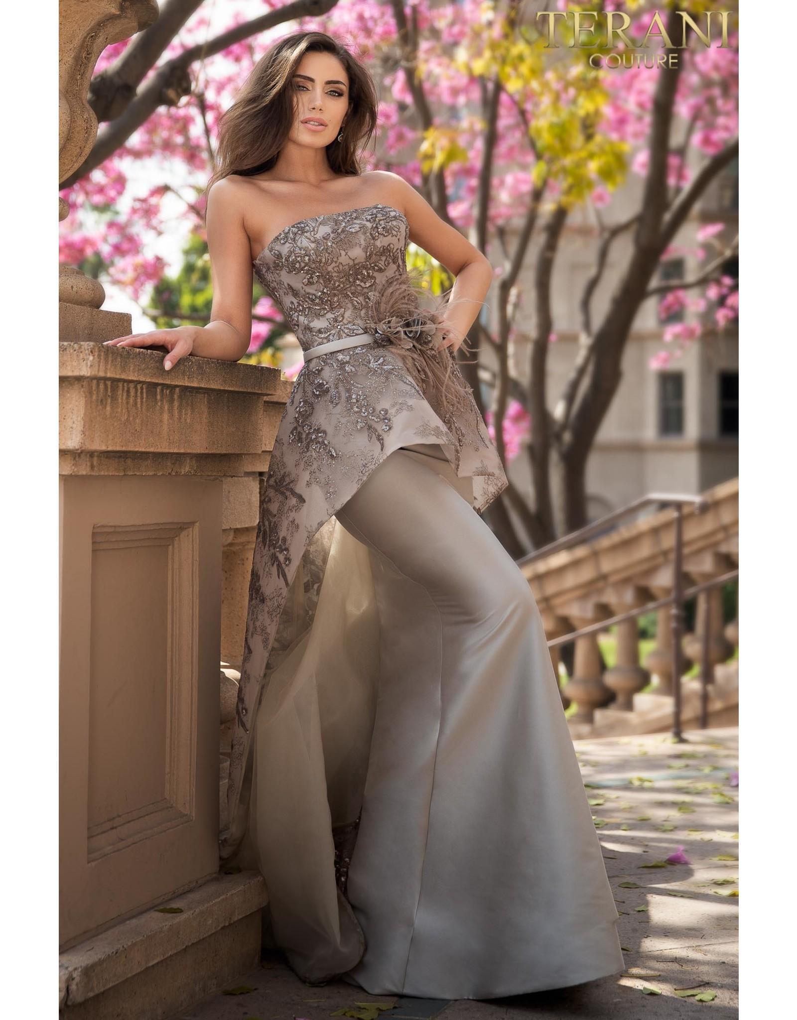 Terani 2021E2865 Terani Dresses