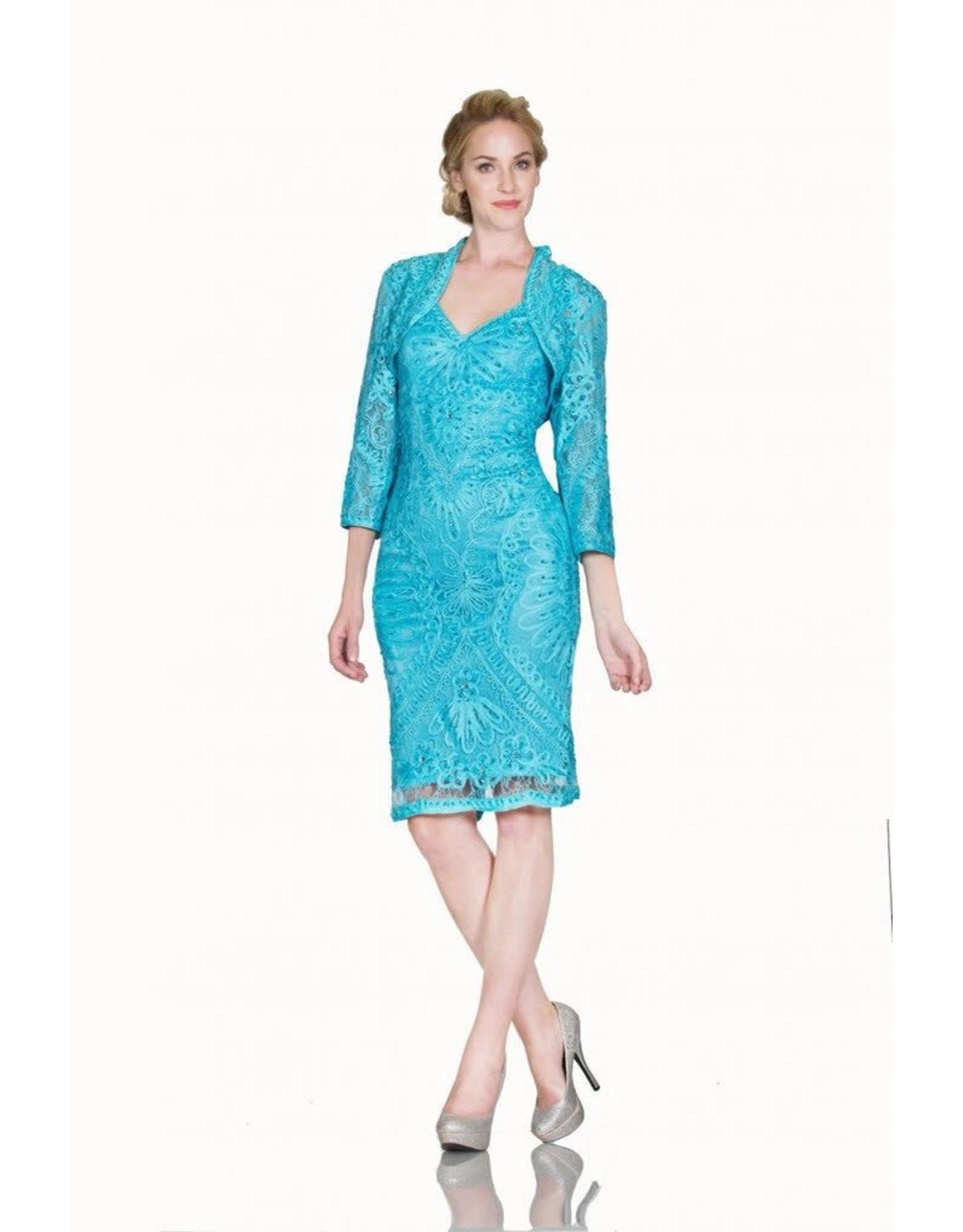 Cinderella Divine 1970 Cinderella Devine Turquoise L