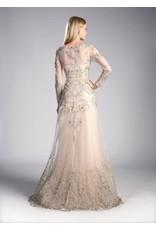Cinderella Divine 7196 Cinderella Devine Champagne 10