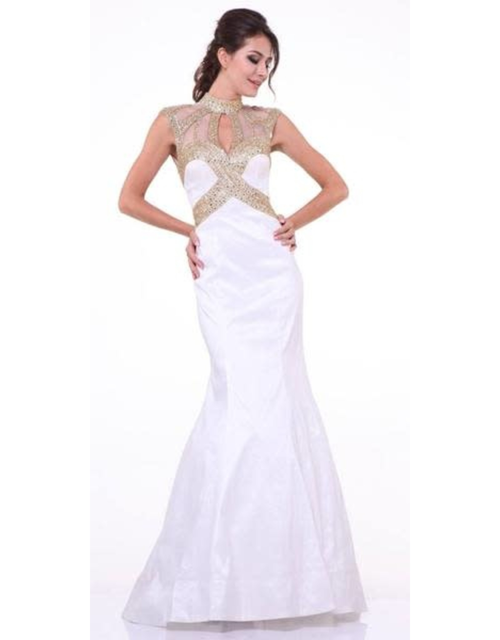 Cinderella Divine 8760 Cinderella Devine  Off White 8