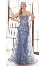 Cinderella Divine CB046 Cinderella Devine Smokey Blue 4