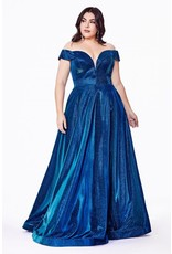 Cinderella Divine CD210C Cinderella Devine Metallic Blue 16