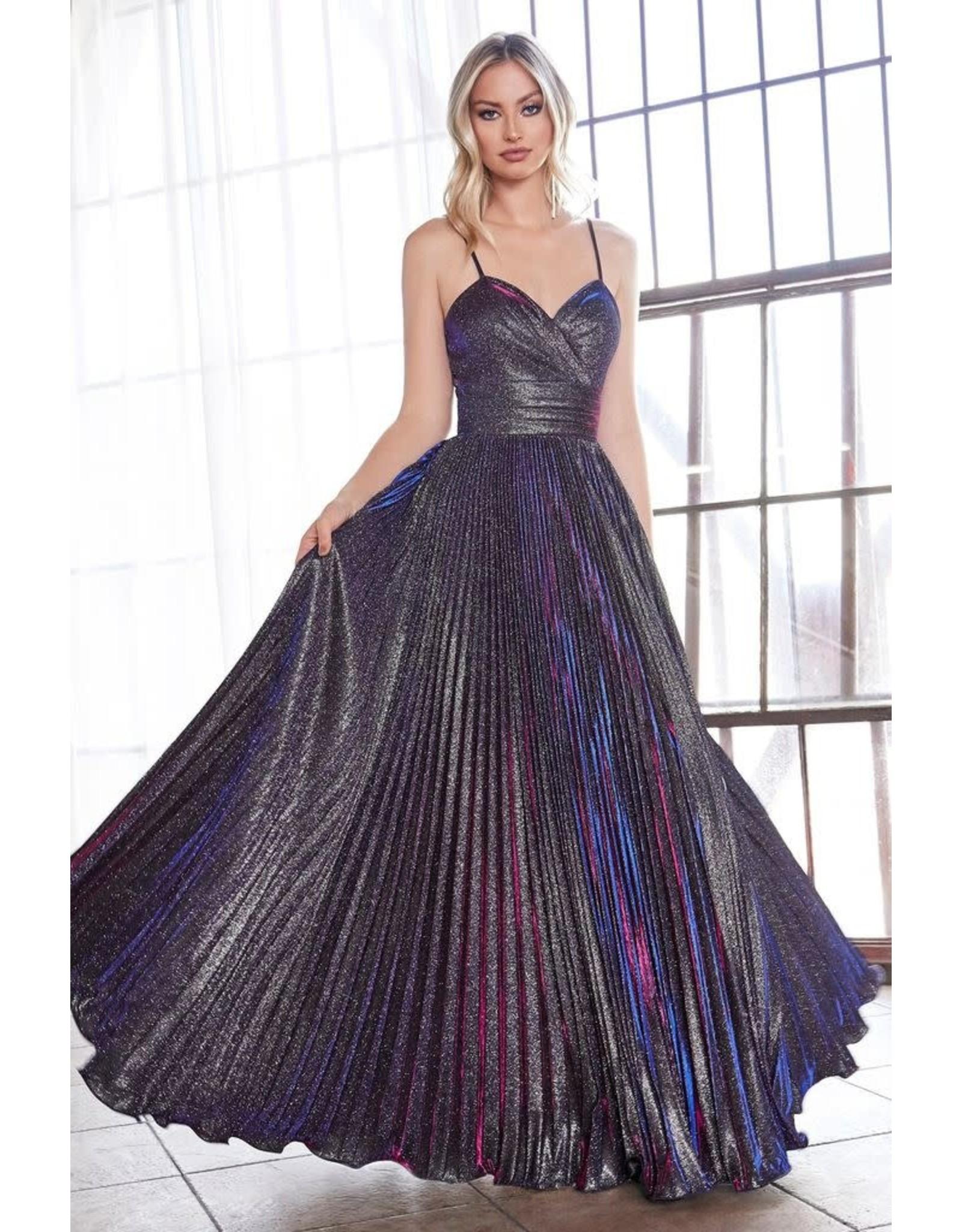 Cinderella Divine CH221 Cinderella Devine Metallic Purple XS
