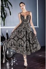 Cinderella Divine CM8076 Cinderella Devine Black Gold 6