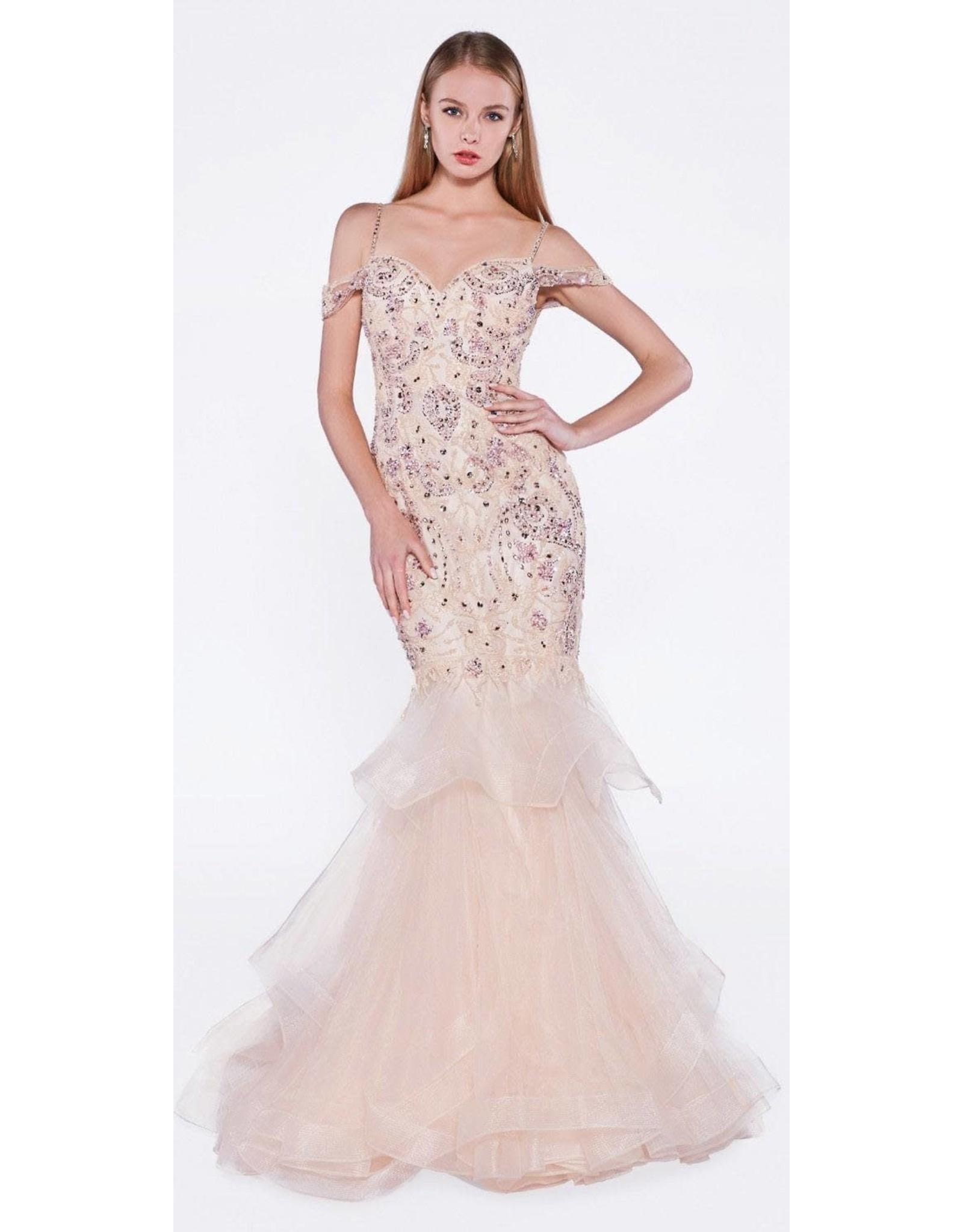Cinderella Divine CR776 Cinderella Devine Peach 4